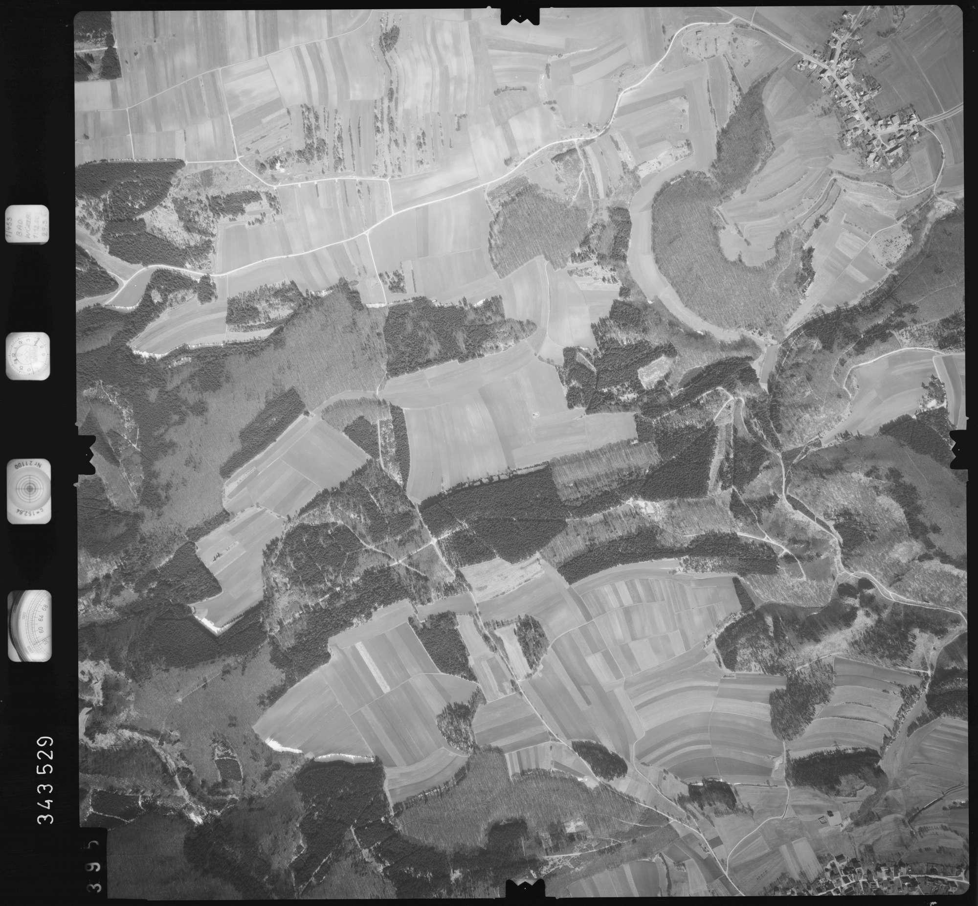 Luftbild: Film 46 Bildnr. 395, Bild 1
