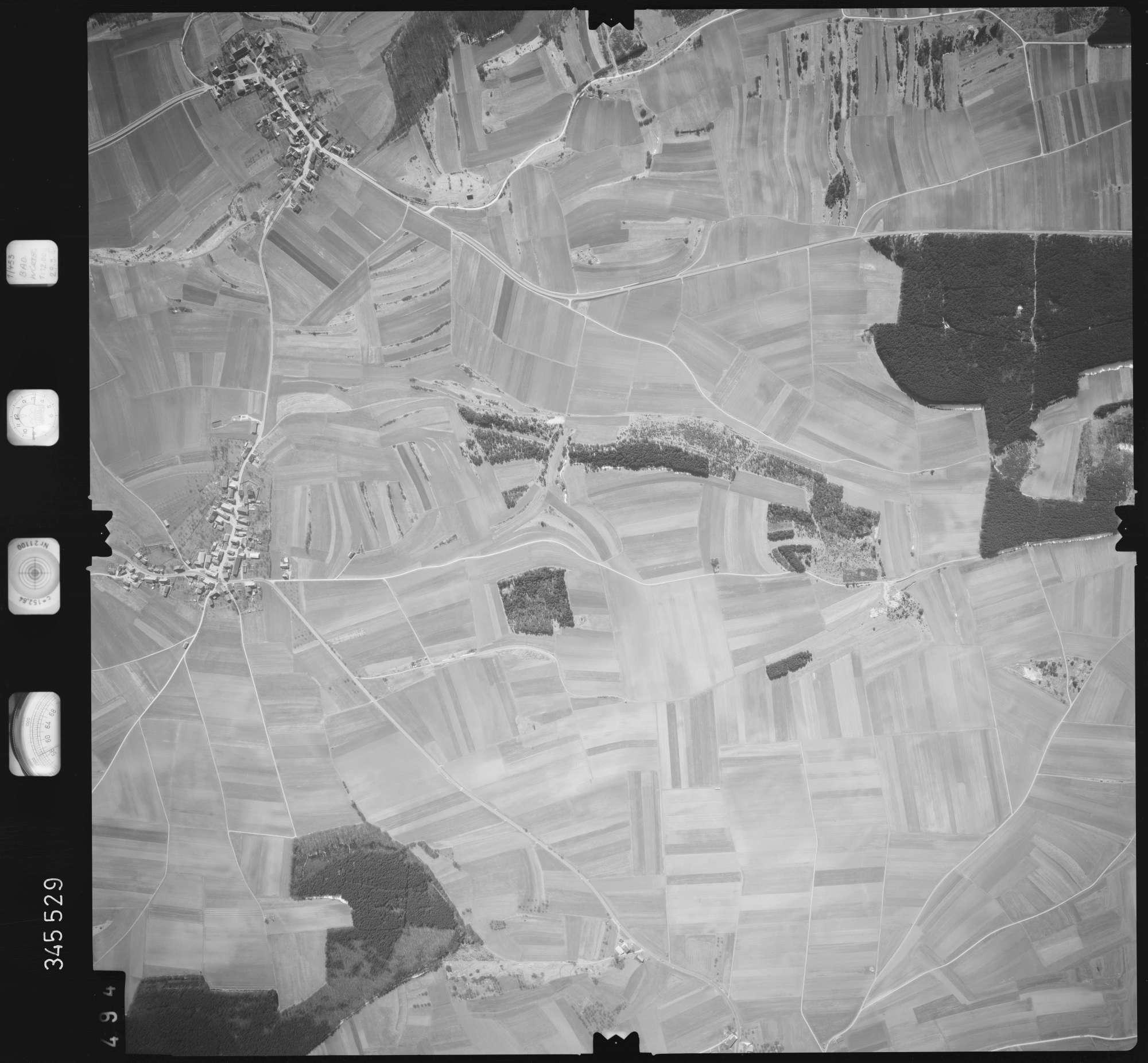 Luftbild: Film 46 Bildnr. 494, Bild 1