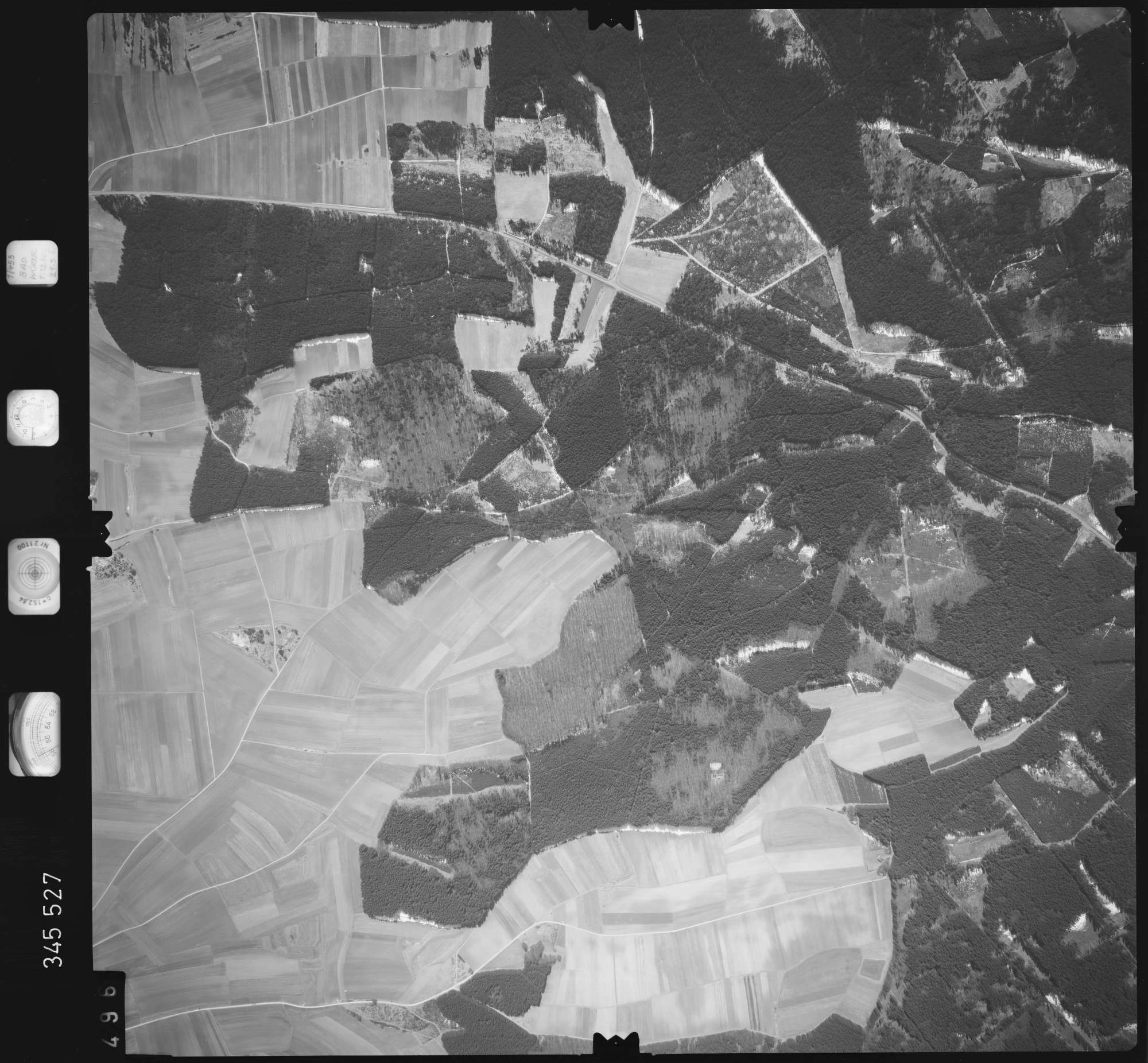 Luftbild: Film 46 Bildnr. 496, Bild 1