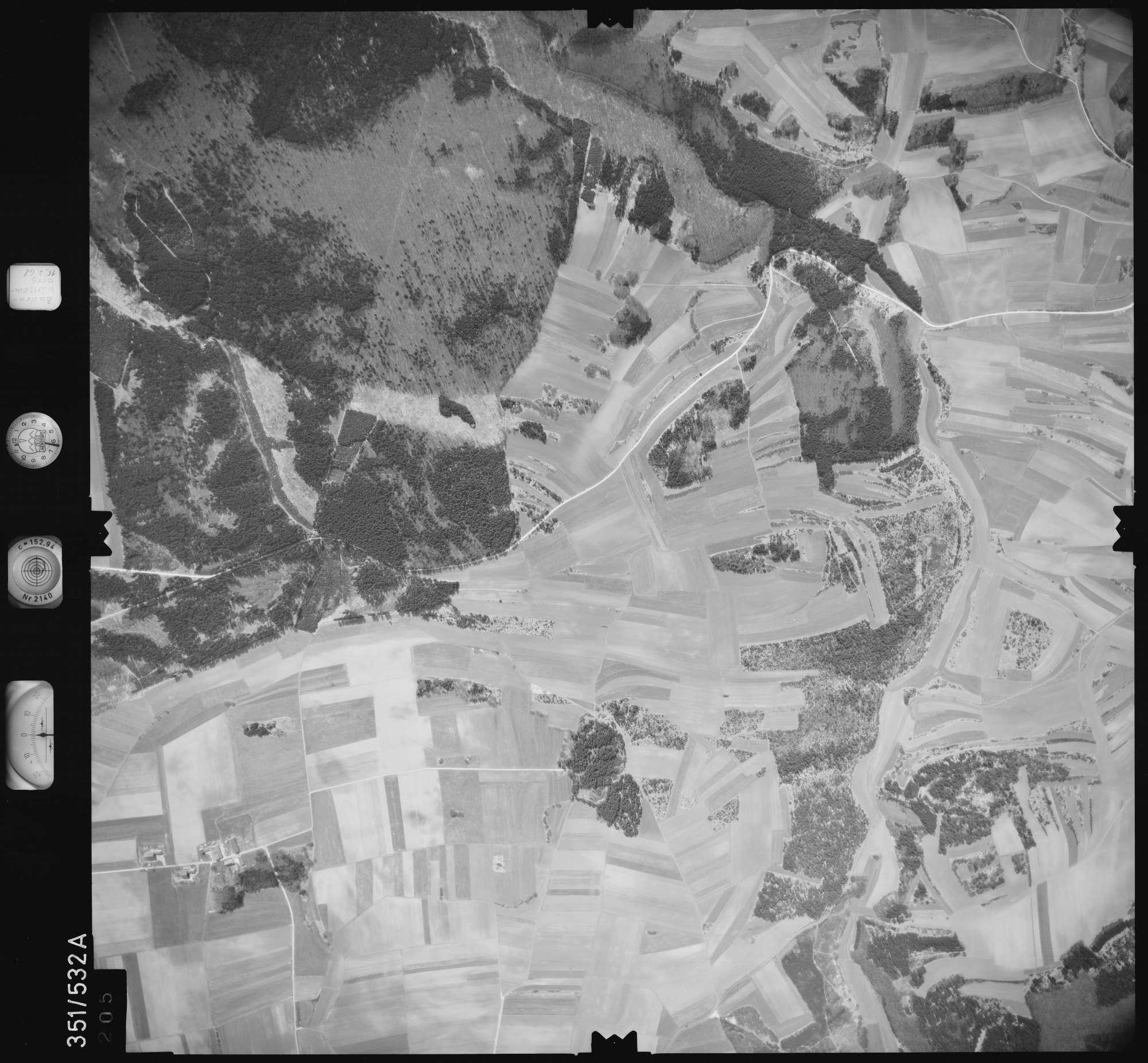Luftbild: Film 105 Bildnr. 205, Bild 1