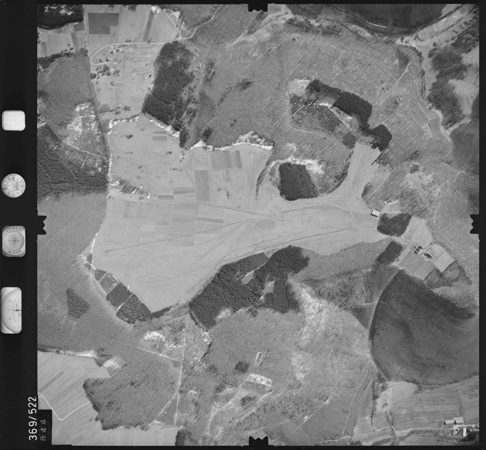 Luftbild: Film 33 Bildnr. 844, Bild 1