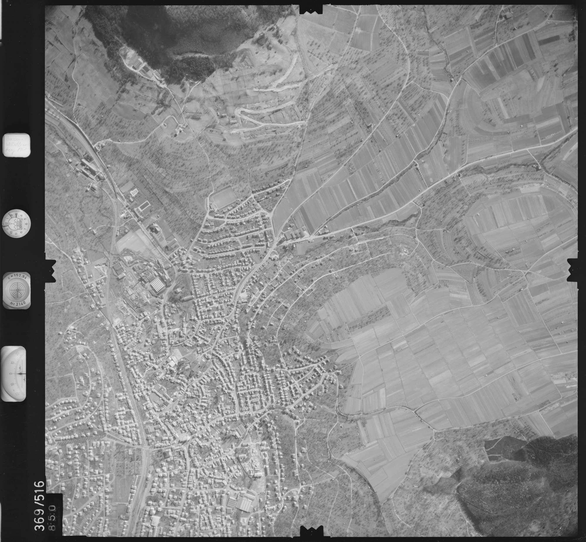 Luftbild: Film 33 Bildnr. 850, Bild 1