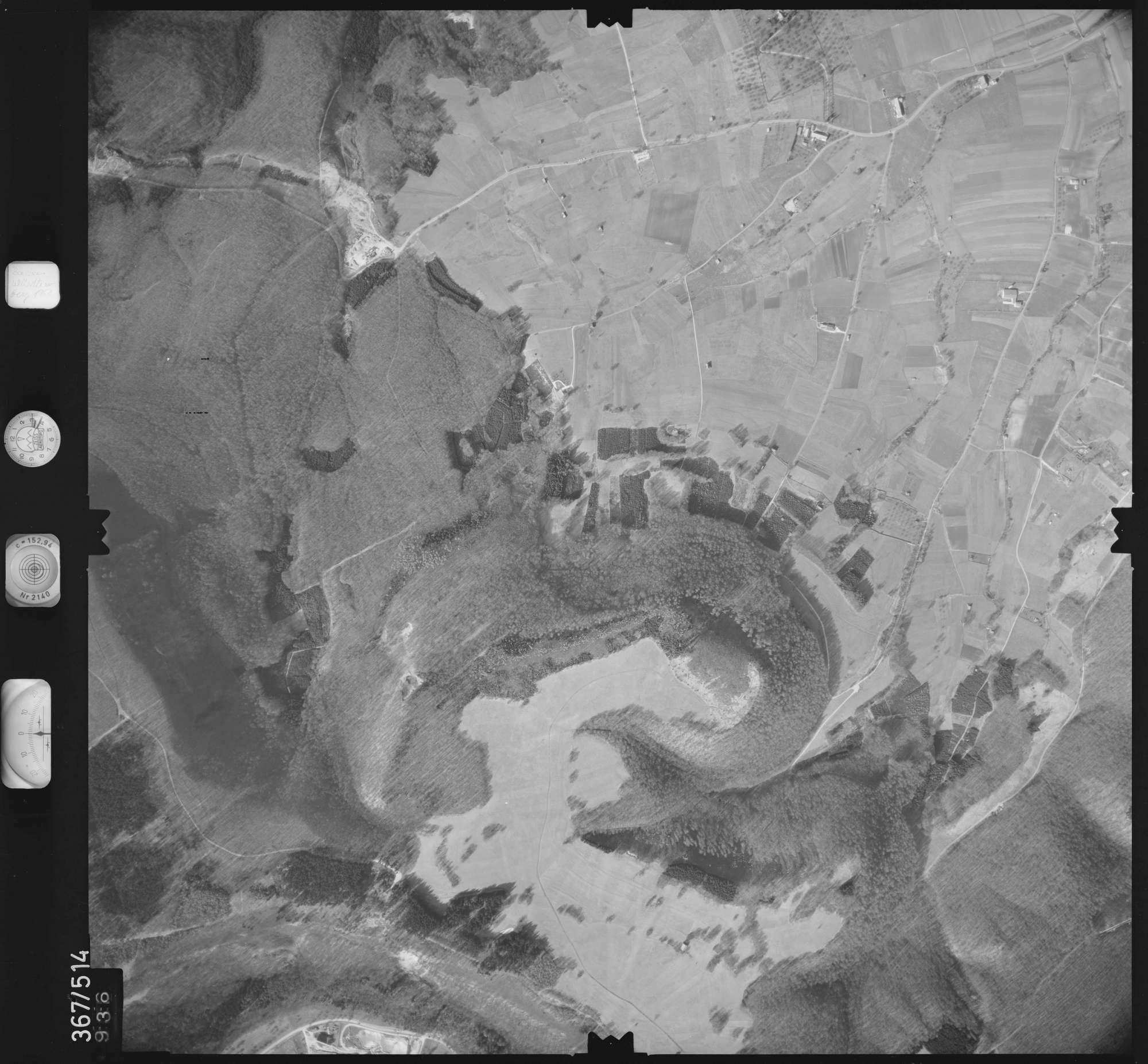 Luftbild: Film 33 Bildnr. 936, Bild 1