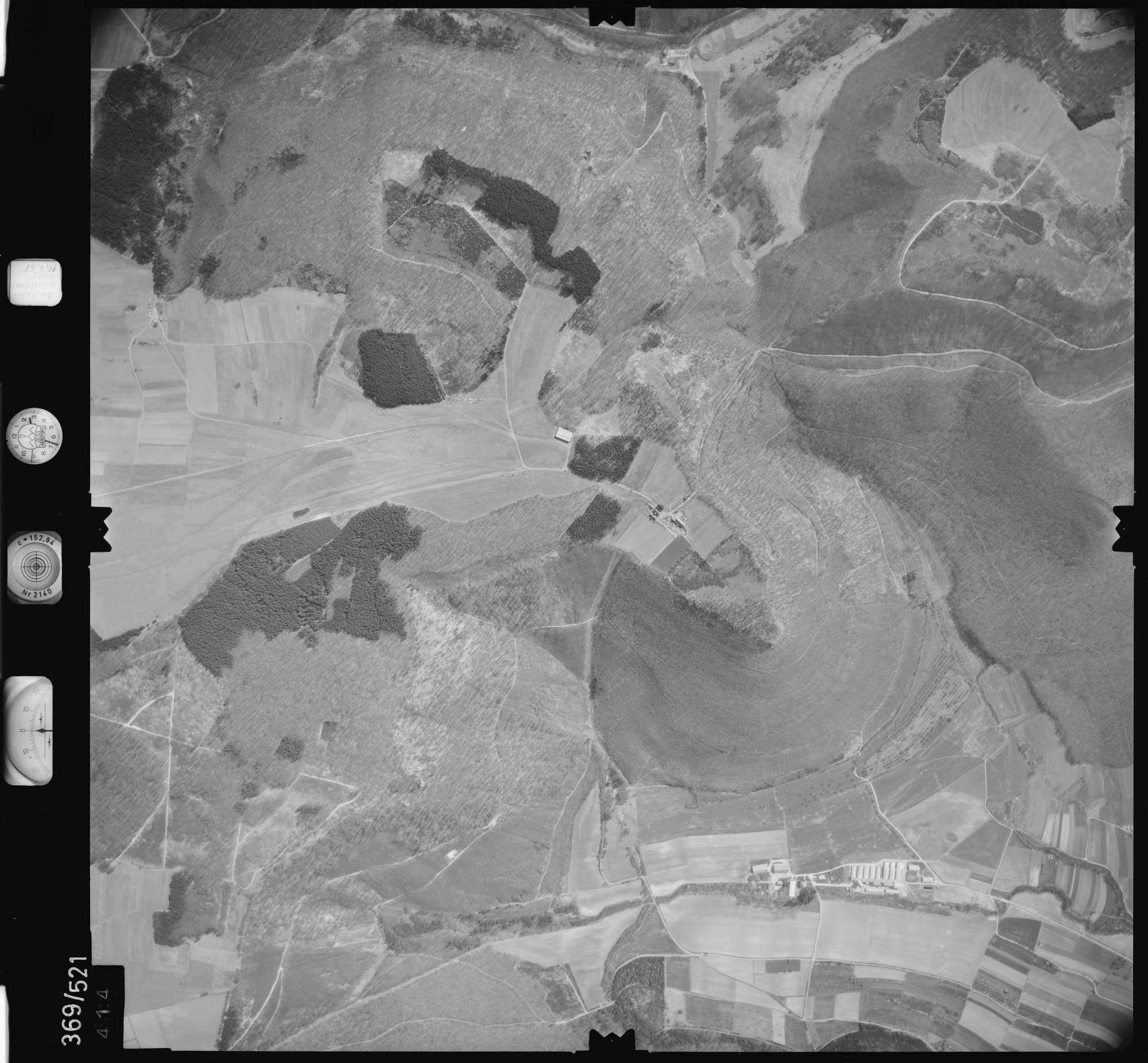Luftbild: Film 34 Bildnr. 414, Bild 1