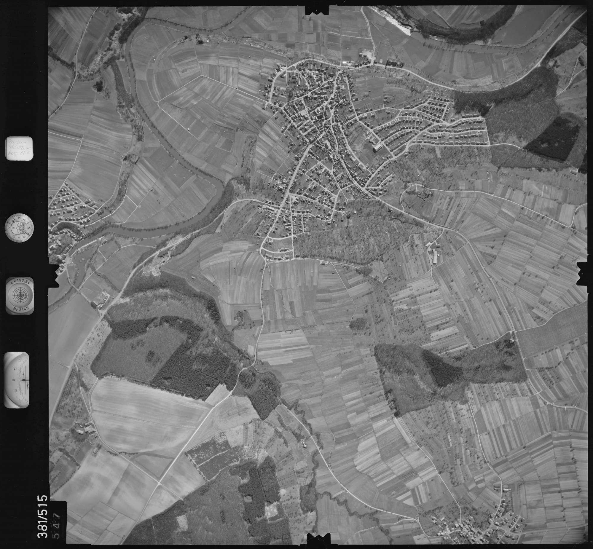 Luftbild: Film 31 Bildnr. 547, Bild 1