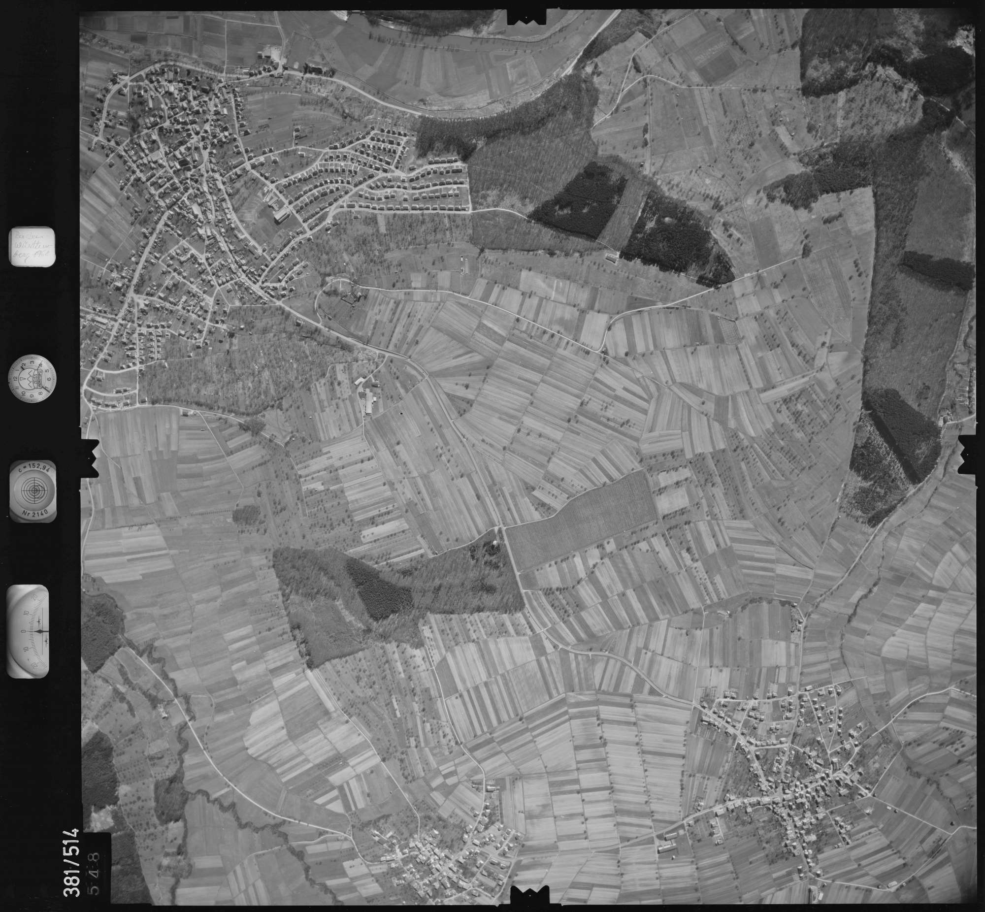 Luftbild: Film 31 Bildnr. 548, Bild 1