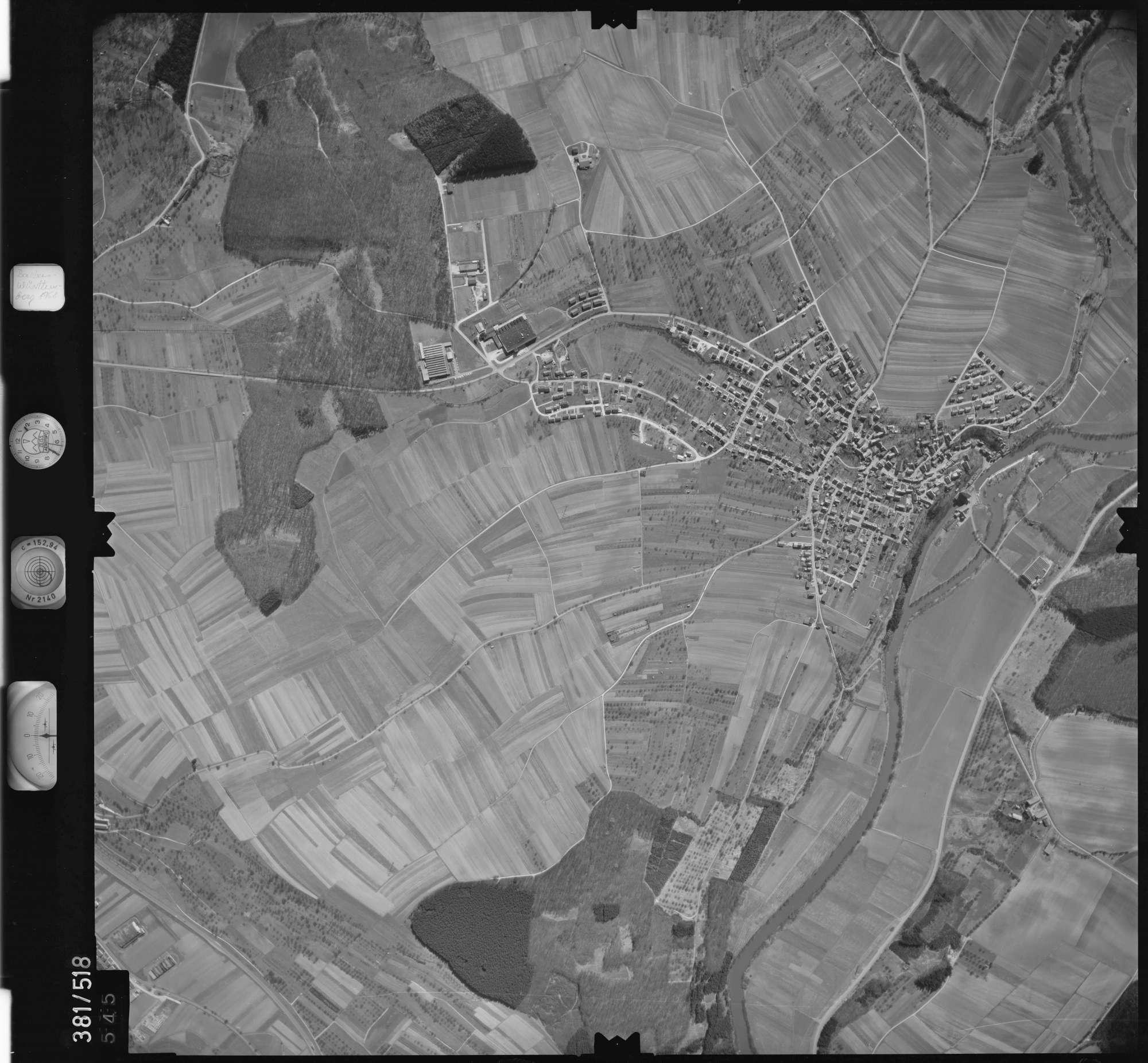 Luftbild: Film 31 Bildnr. 545, Bild 1