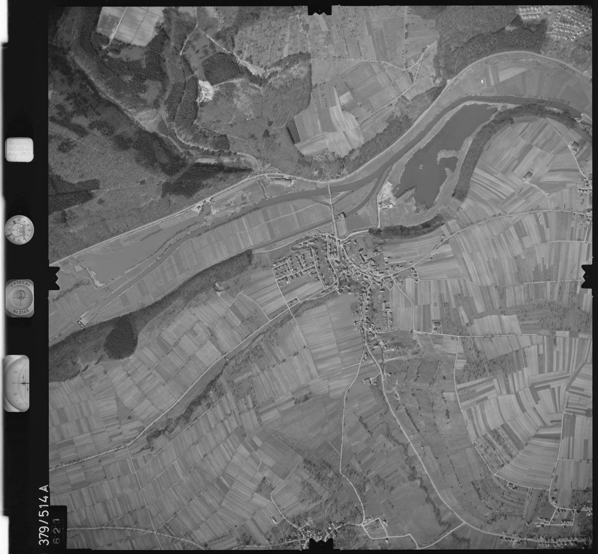 Luftbild: Film 31 Bildnr. 621, Bild 1