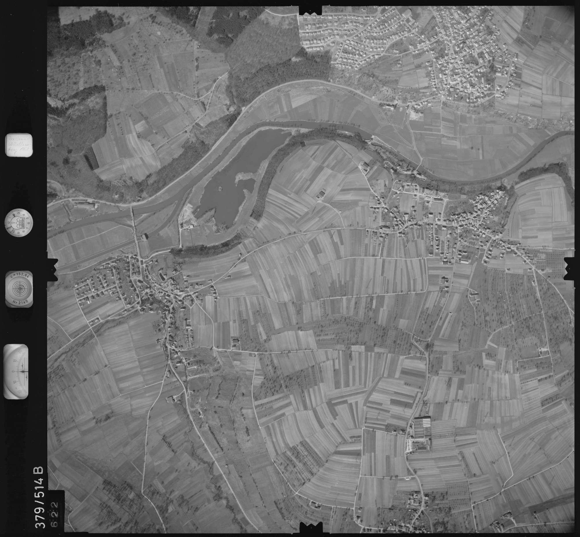 Luftbild: Film 31 Bildnr. 622, Bild 1