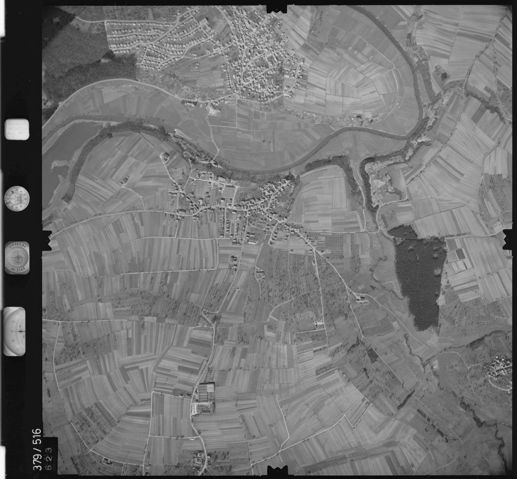 Luftbild: Film 31 Bildnr. 623, Bild 1