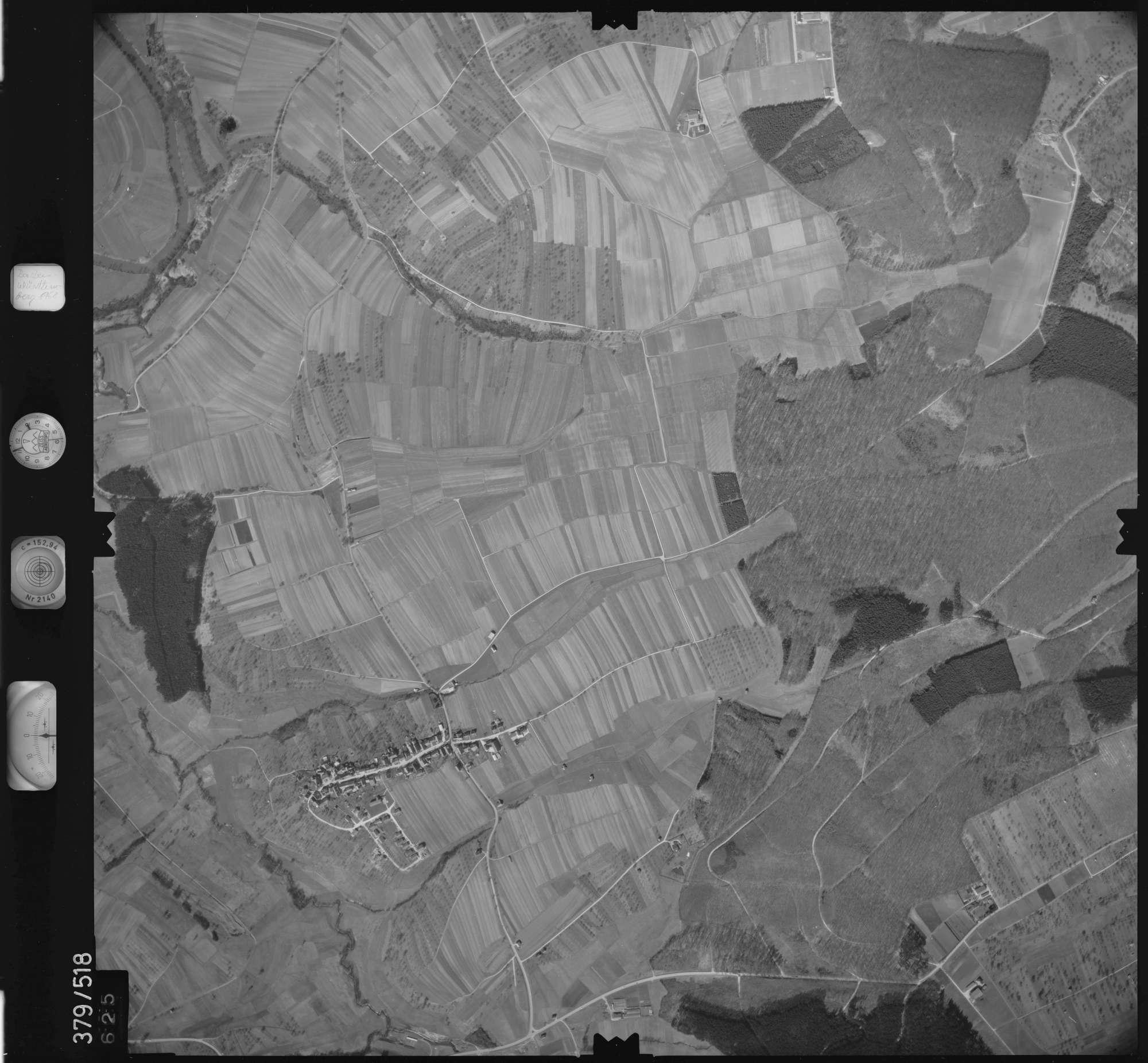 Luftbild: Film 31 Bildnr. 625, Bild 1