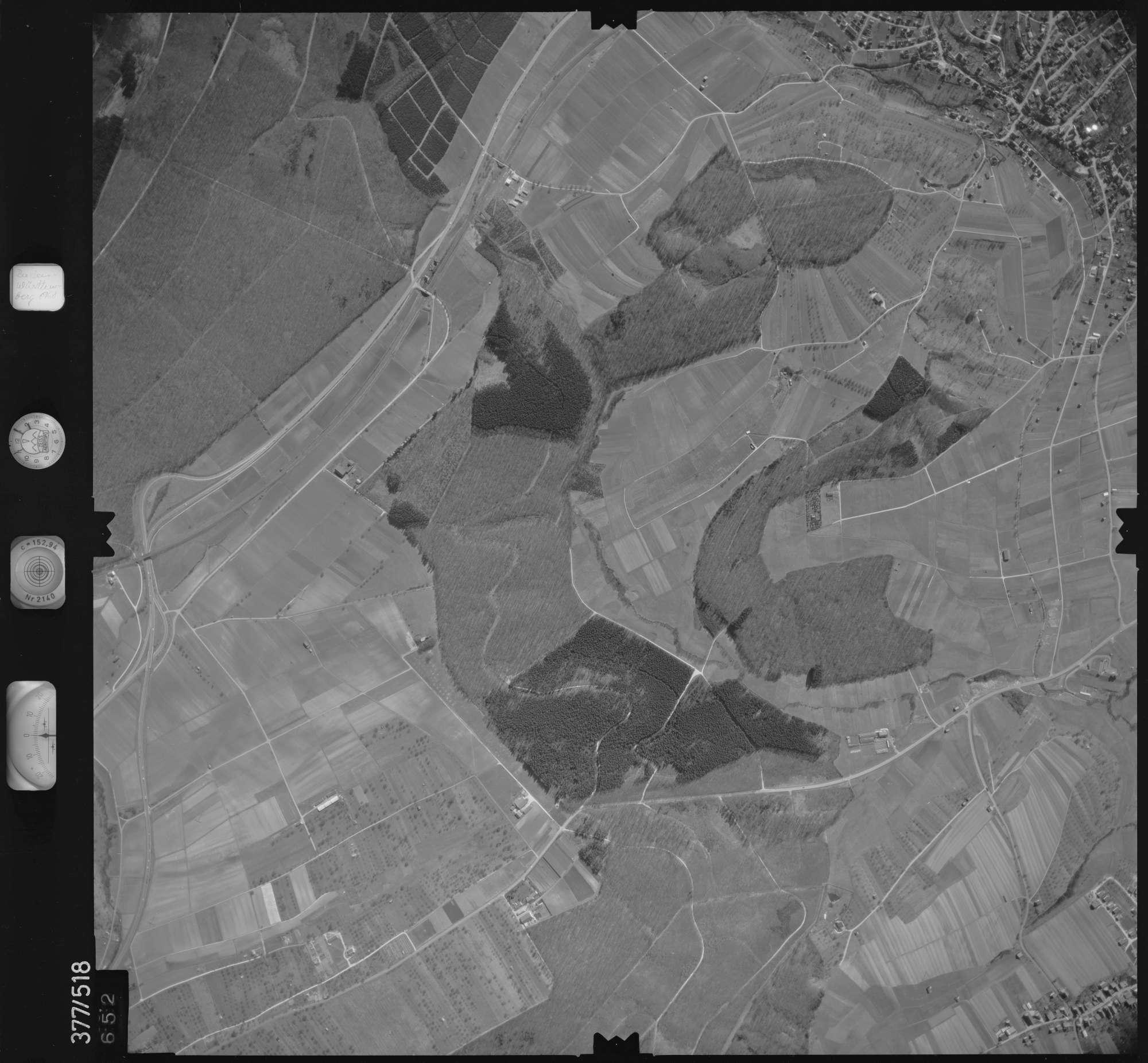 Luftbild: Film 31 Bildnr. 652, Bild 1