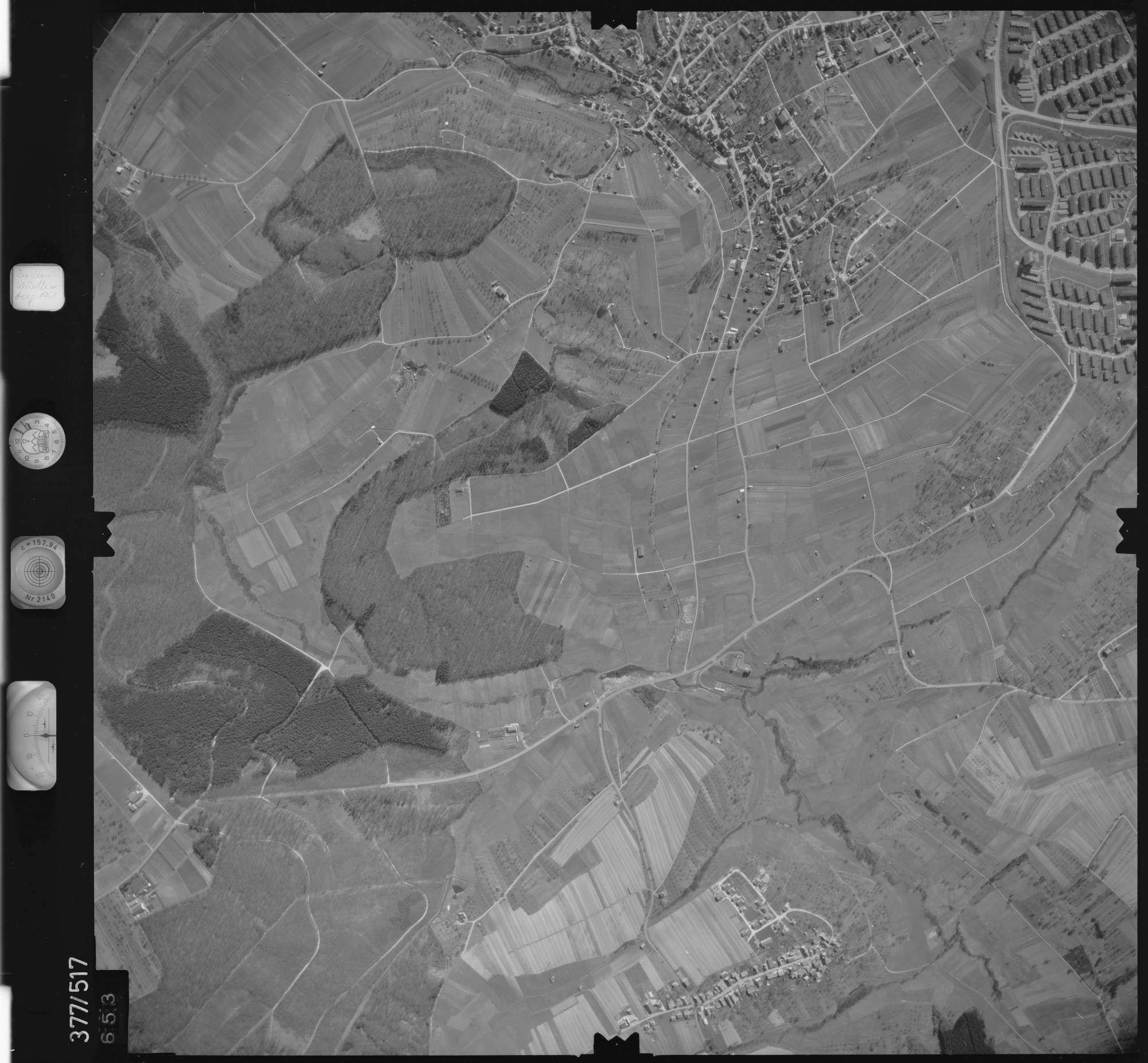 Luftbild: Film 31 Bildnr. 653, Bild 1