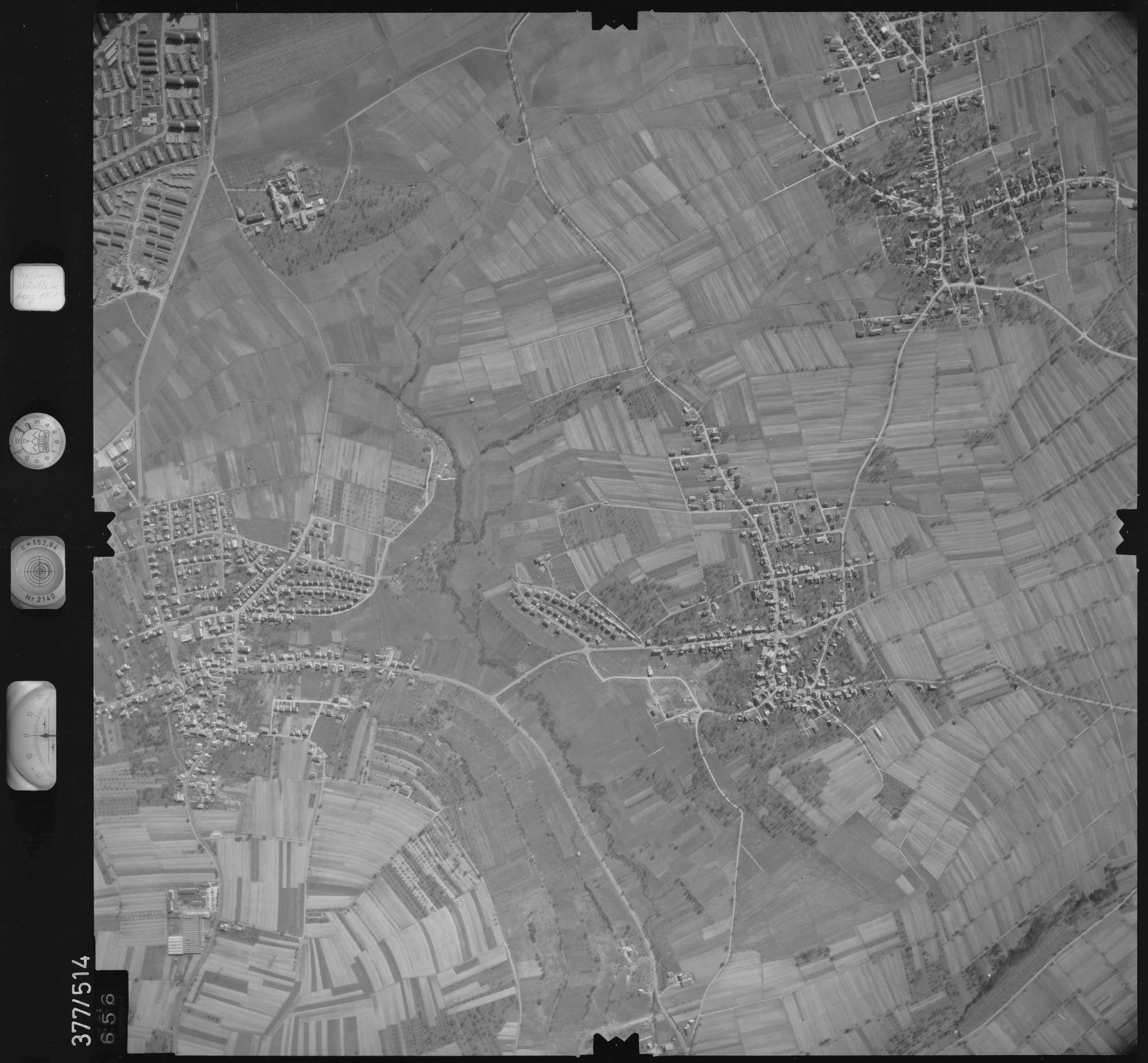 Luftbild: Film 31 Bildnr. 656, Bild 1