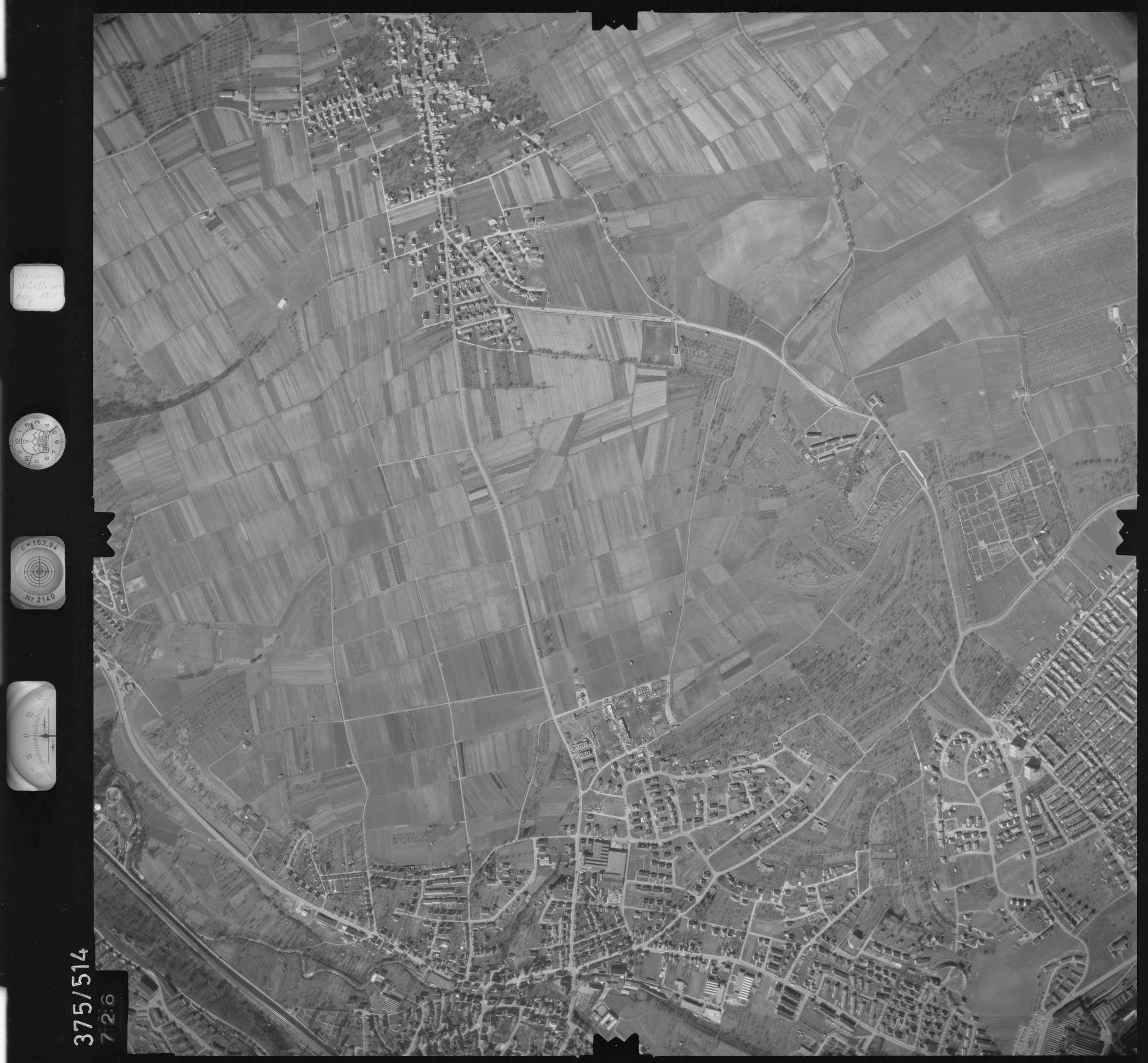 Luftbild: Film 31 Bildnr. 726, Bild 1