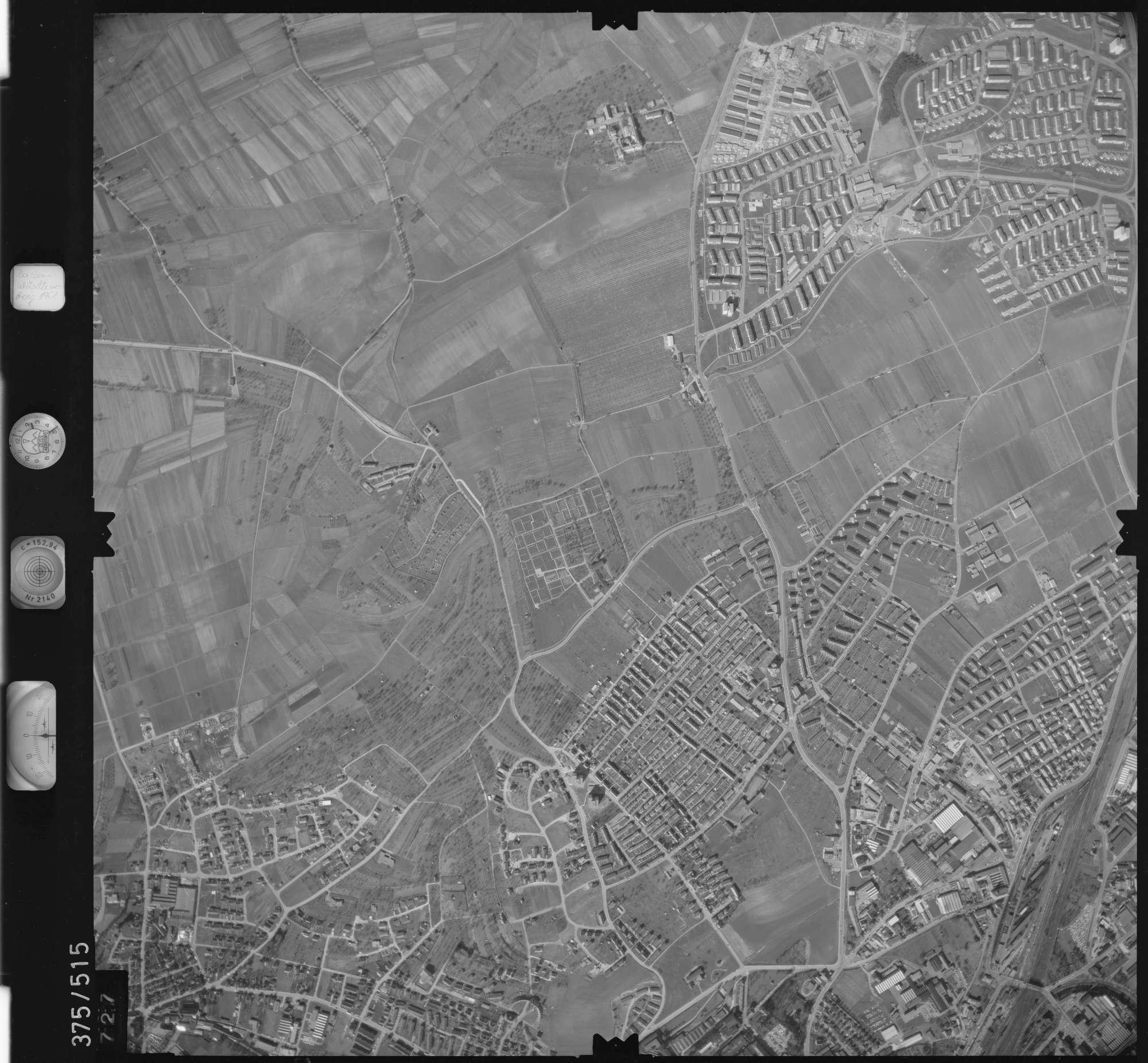 Luftbild: Film 31 Bildnr. 727, Bild 1