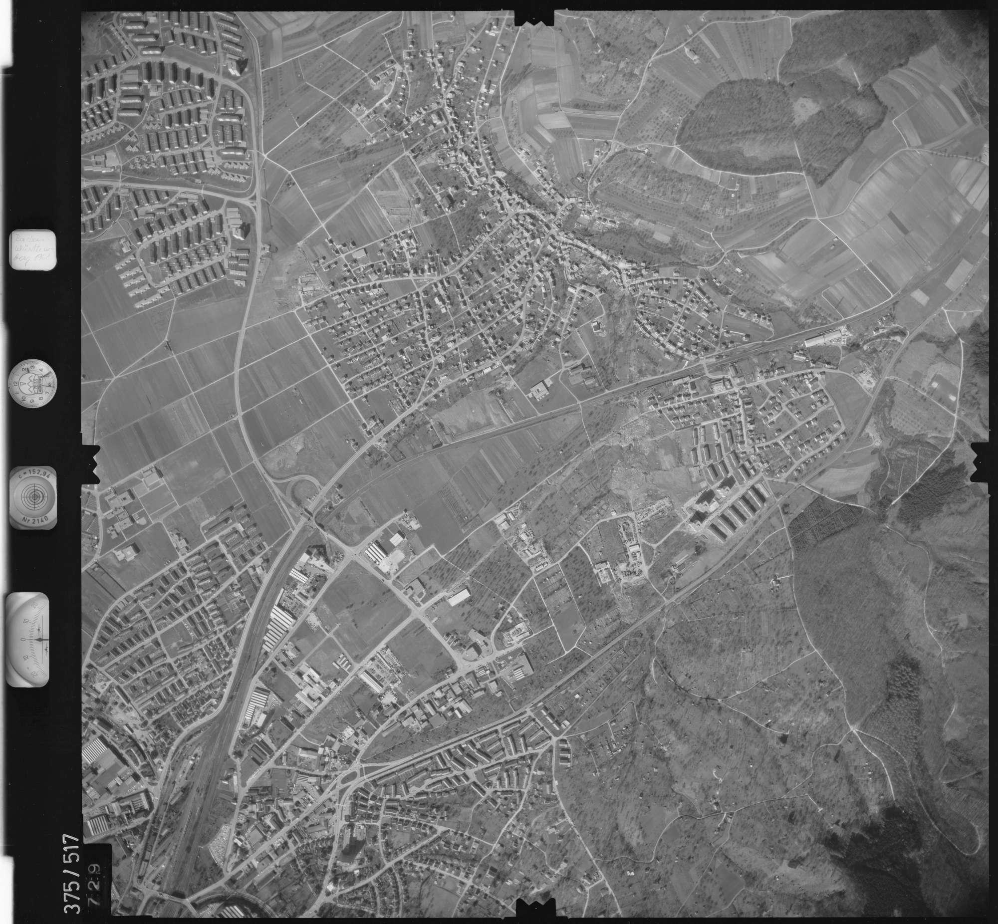 Luftbild: Film 31 Bildnr. 729, Bild 1