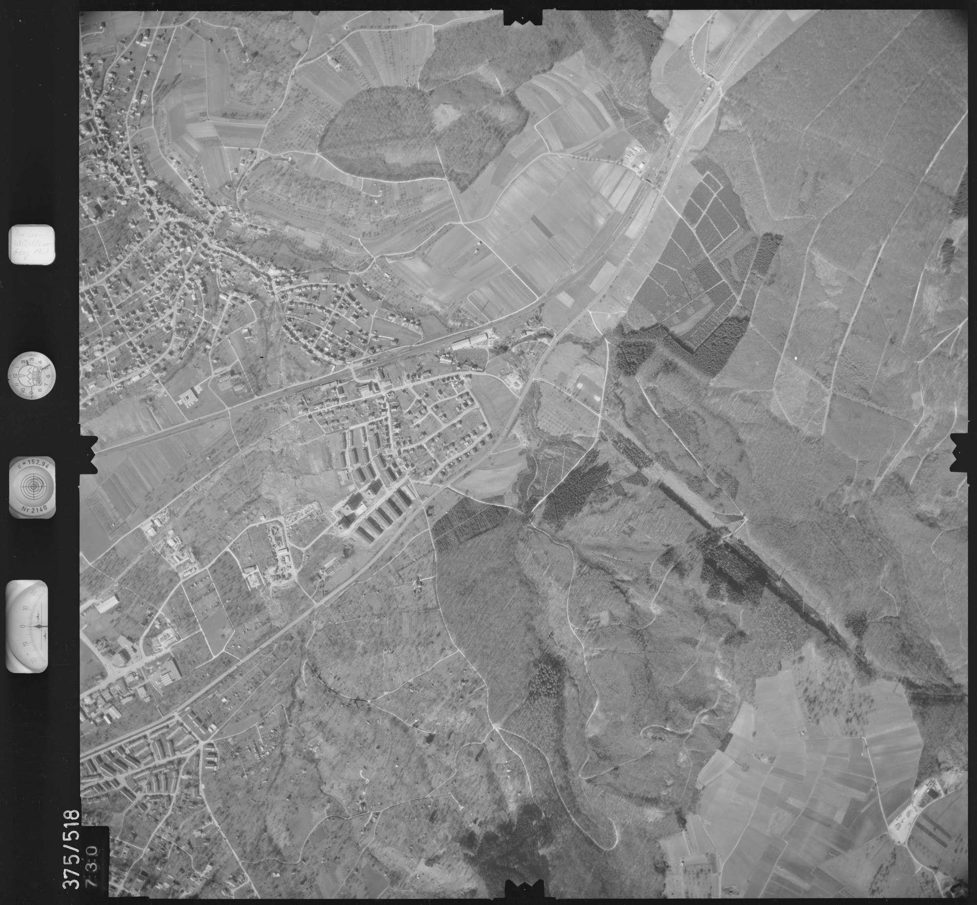 Luftbild: Film 31 Bildnr. 730, Bild 1