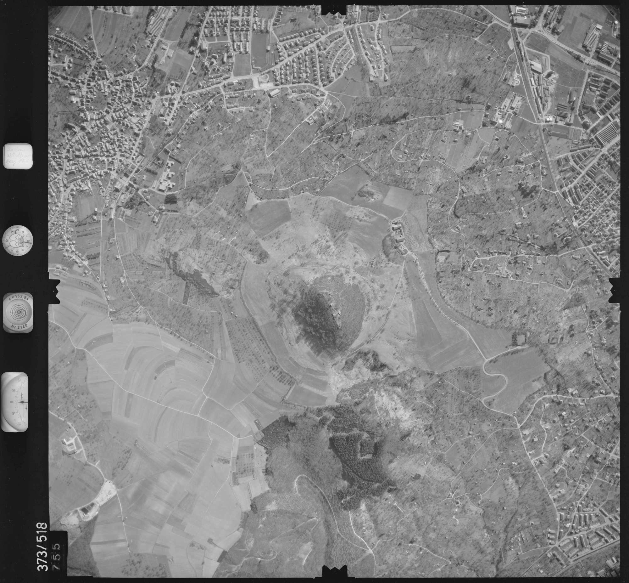 Luftbild: Film 33 Bildnr. 755, Bild 1