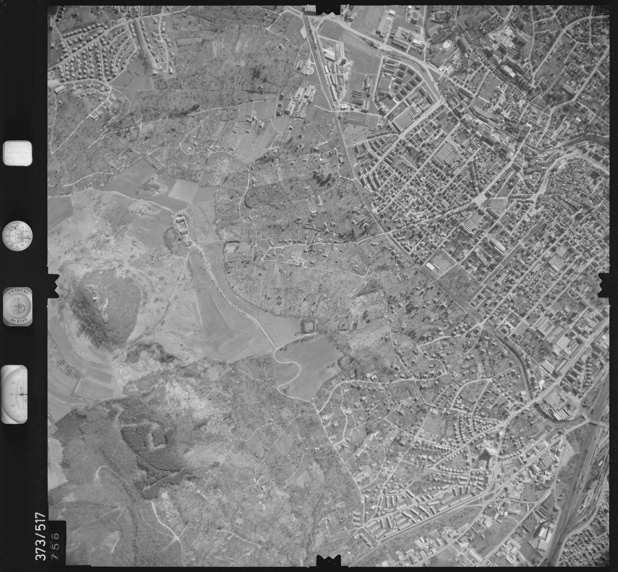 Luftbild: Film 33 Bildnr. 756, Bild 1