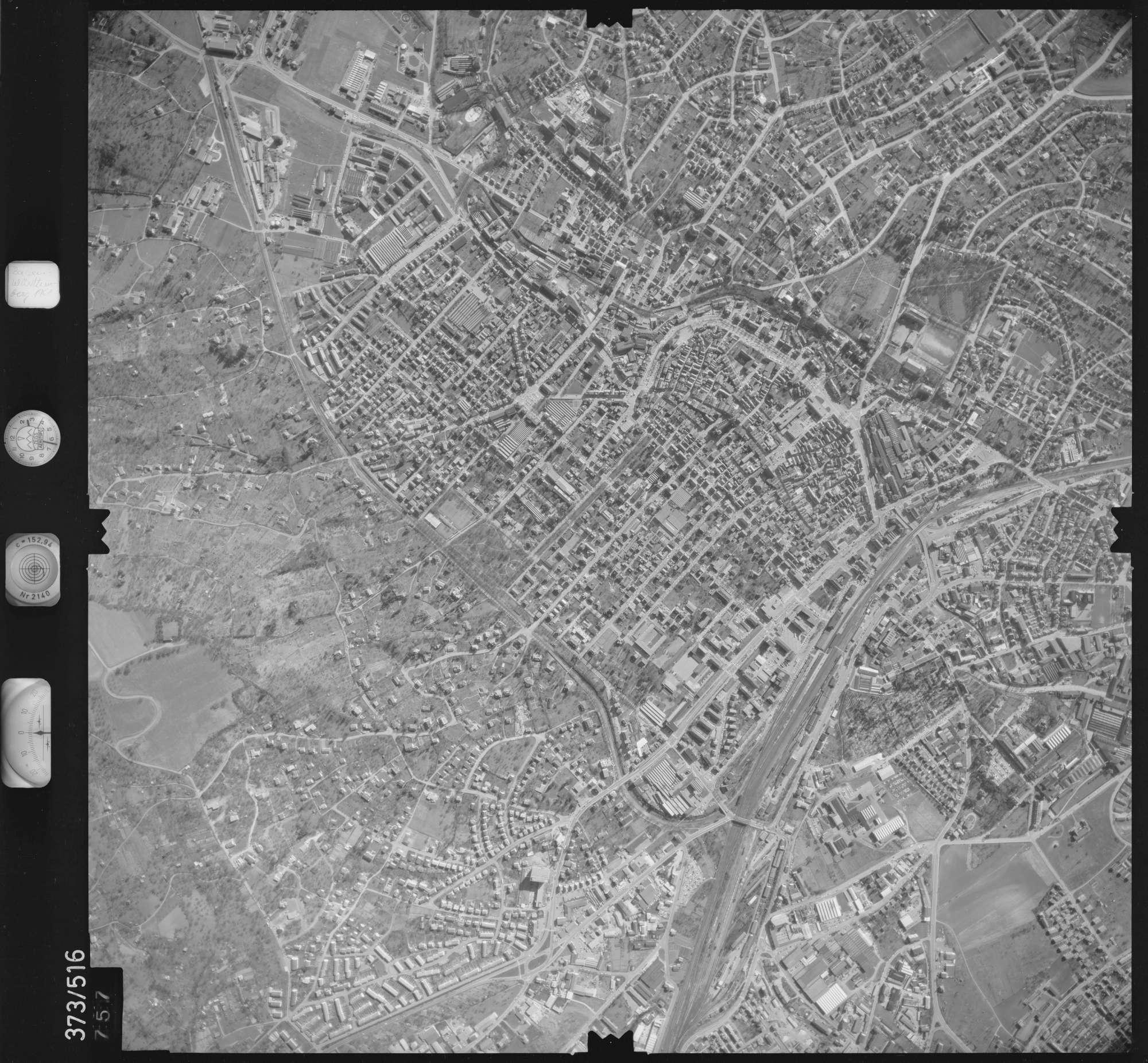 Luftbild: Film 33 Bildnr. 757, Bild 1
