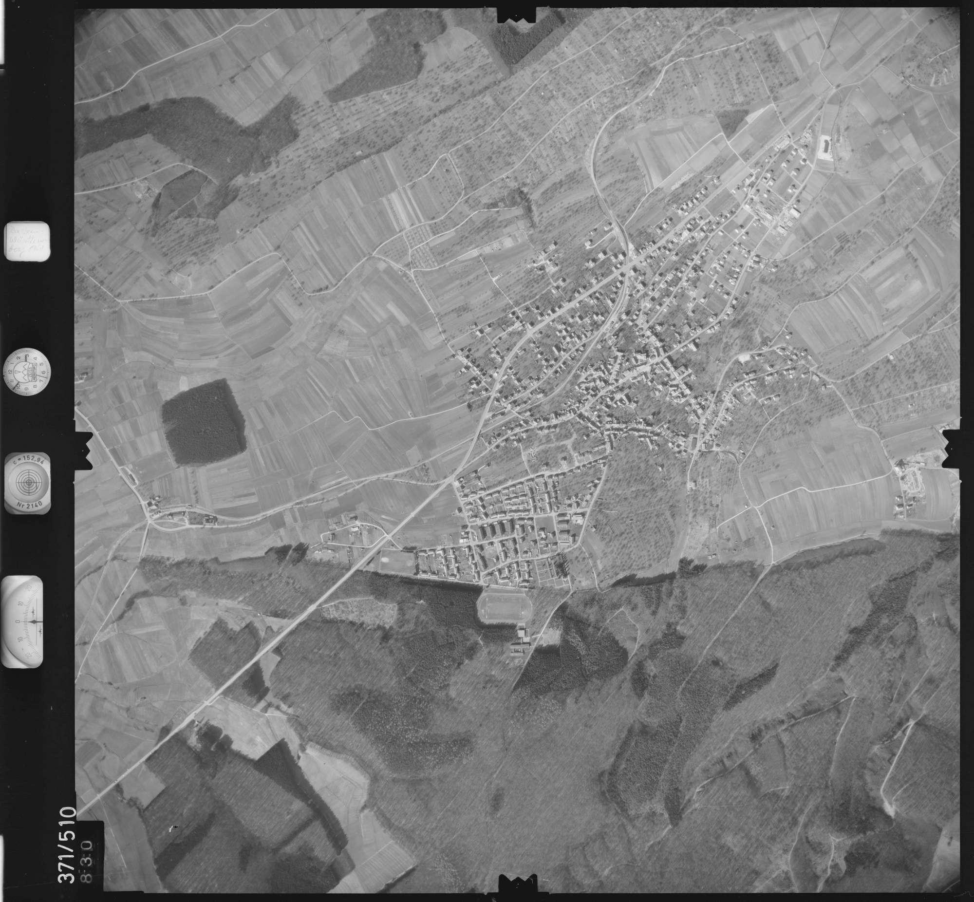Luftbild: Film 33 Bildnr. 830, Bild 1