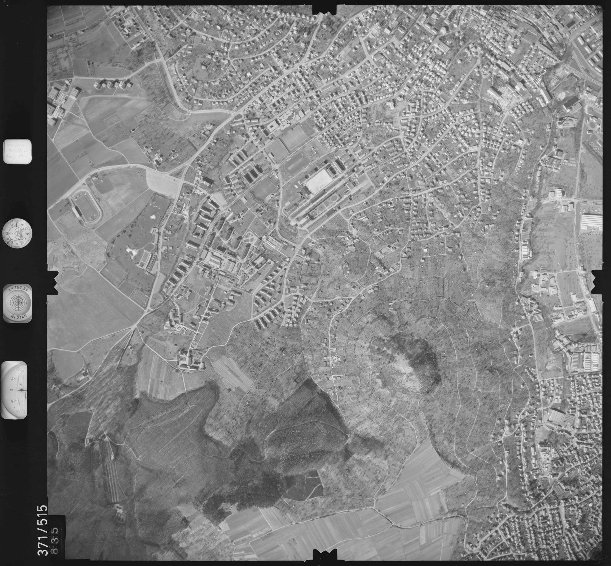Luftbild: Film 33 Bildnr. 835, Bild 1