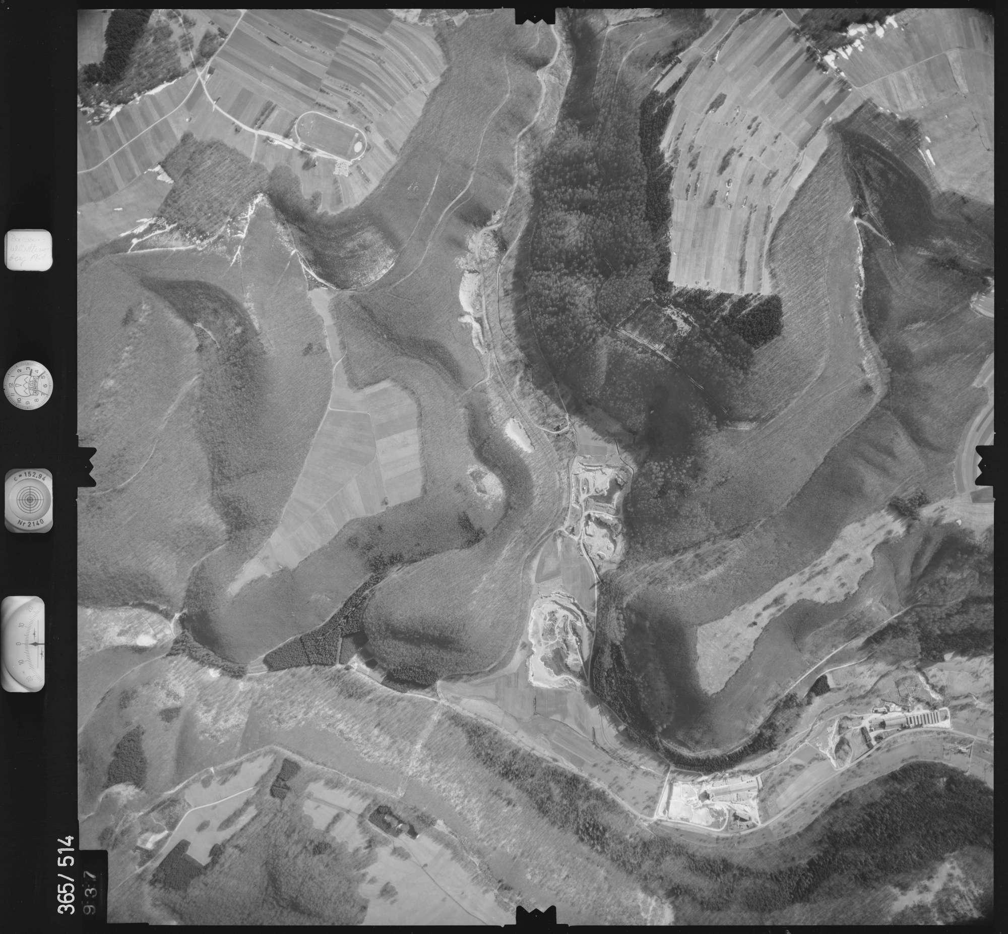 Luftbild: Film 33 Bildnr. 937, Bild 1
