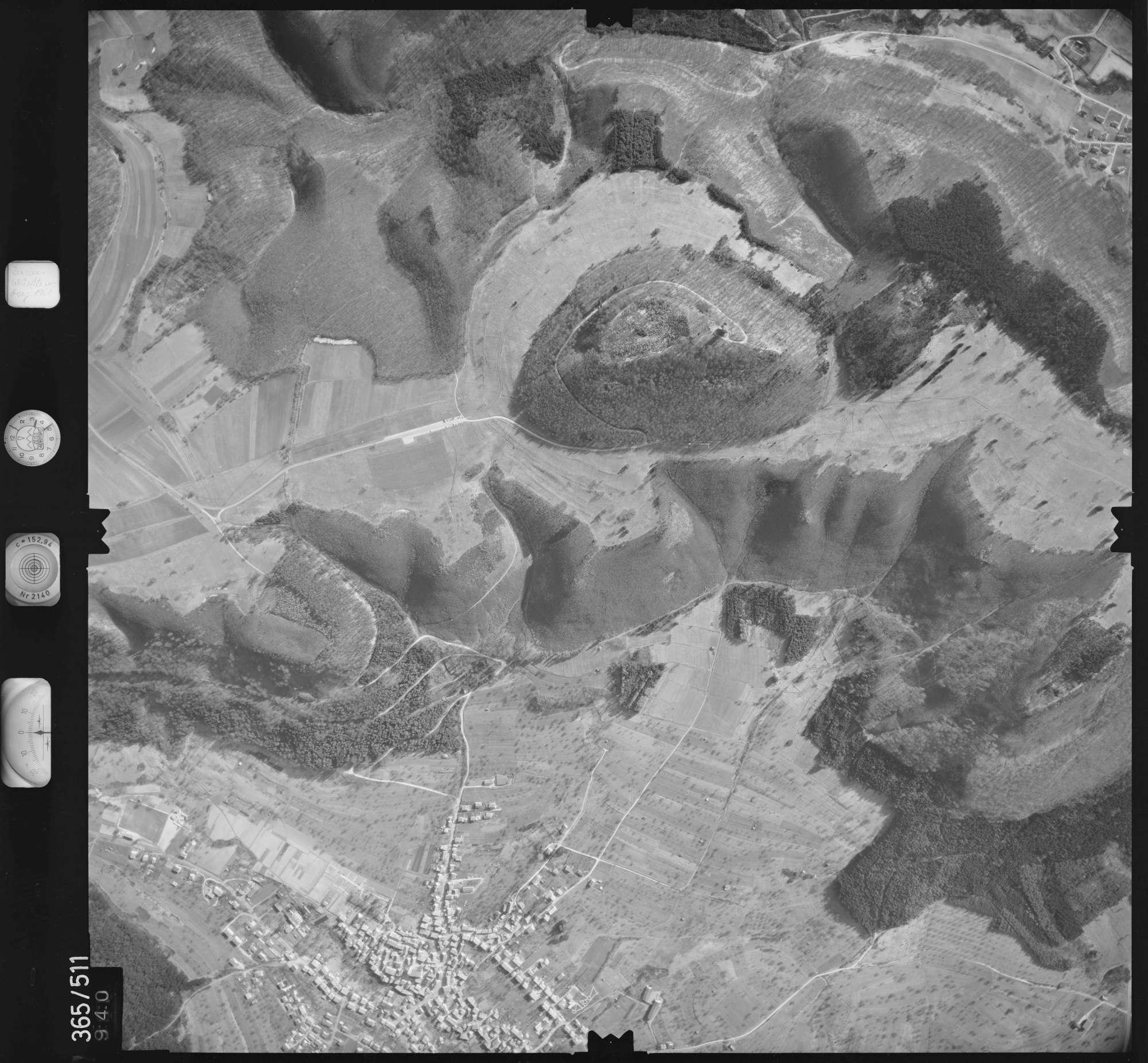 Luftbild: Film 33 Bildnr. 940, Bild 1