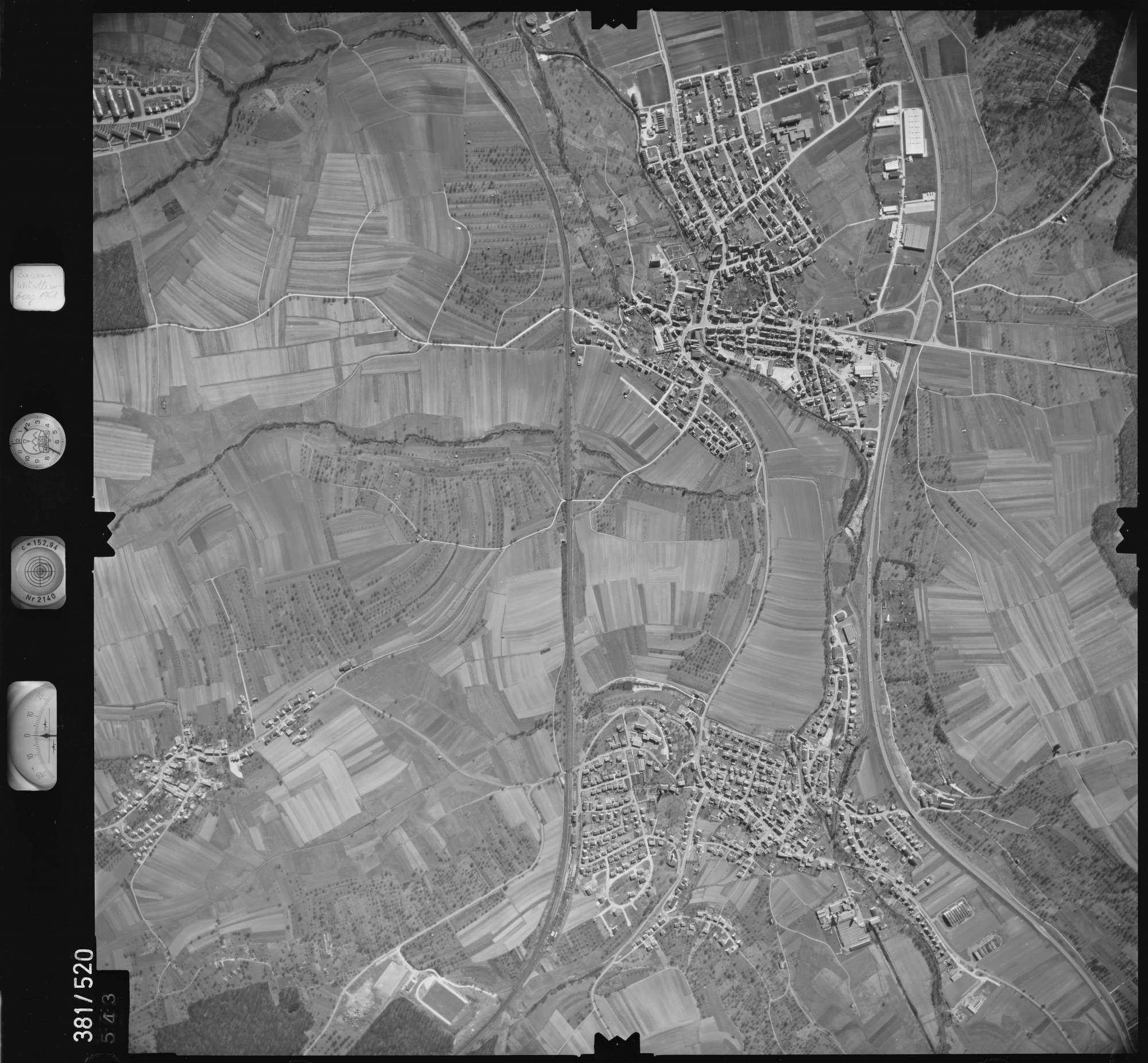 Luftbild: Film 31 Bildnr. 543, Bild 1