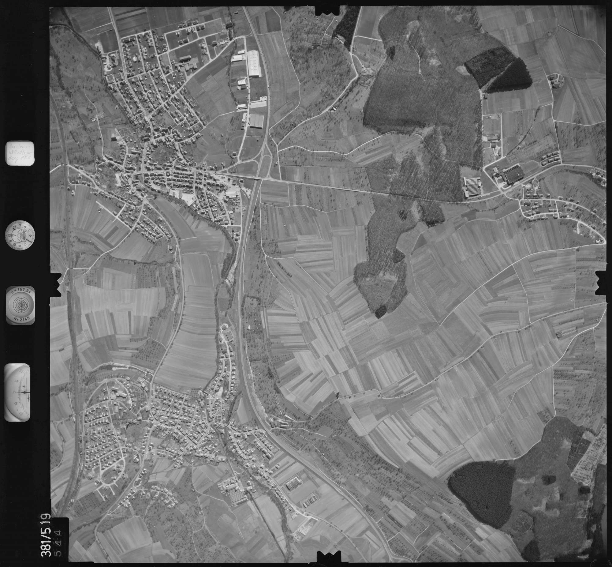 Luftbild: Film 31 Bildnr. 544, Bild 1