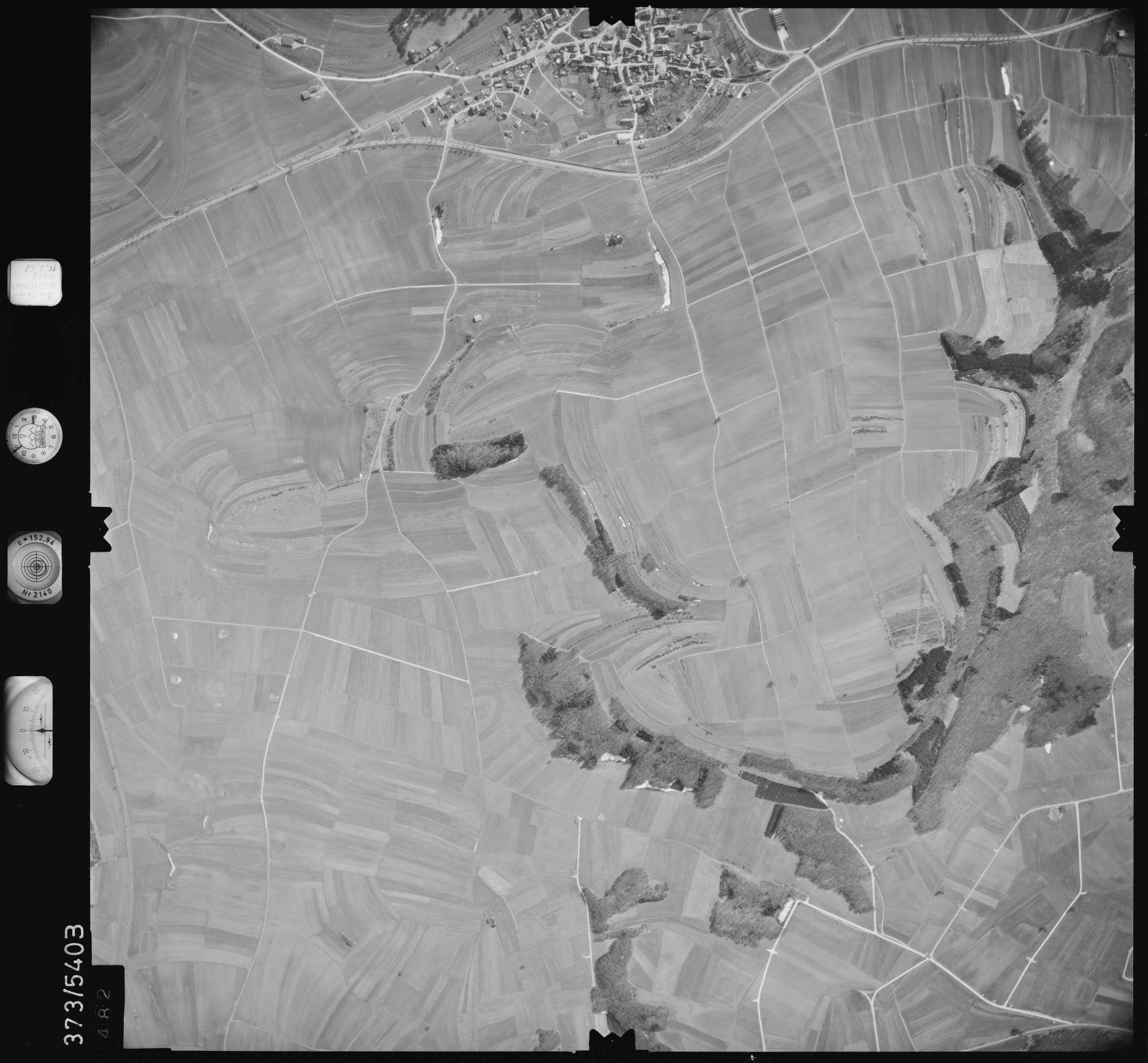 Luftbild: Film 34 Bildnr. 482, Bild 1