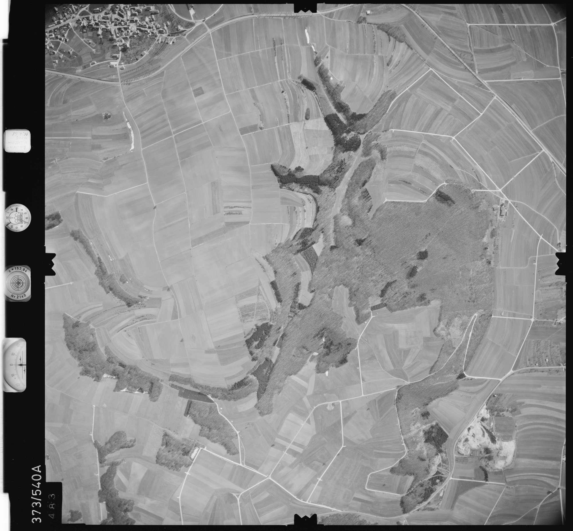 Luftbild: Film 34 Bildnr. 483, Bild 1