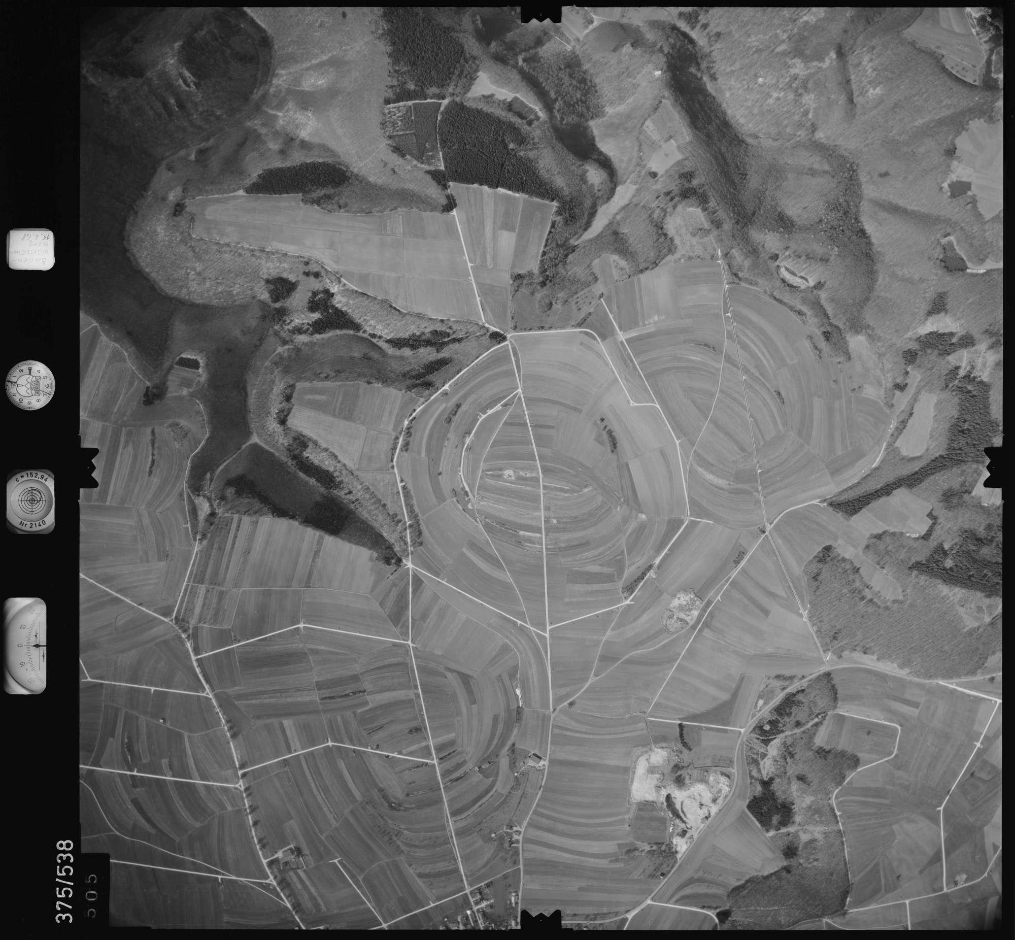 Luftbild: Film 34 Bildnr. 505, Bild 1