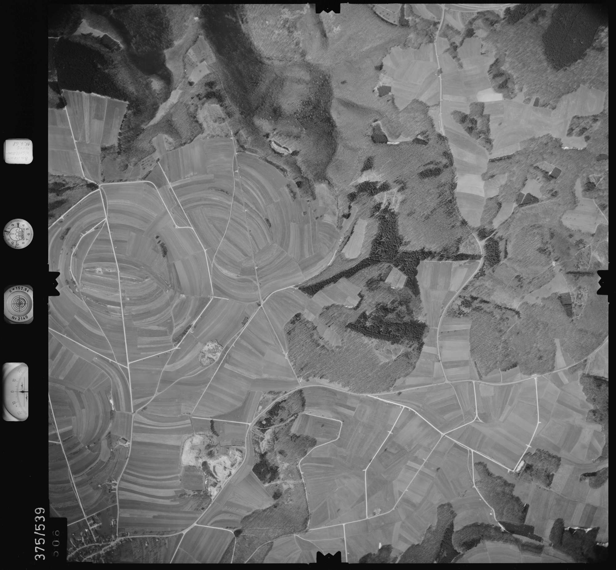 Luftbild: Film 34 Bildnr. 506, Bild 1