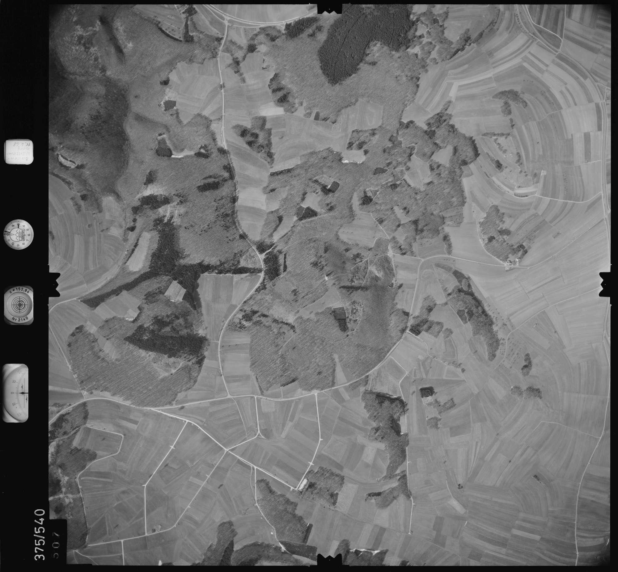 Luftbild: Film 34 Bildnr. 507, Bild 1