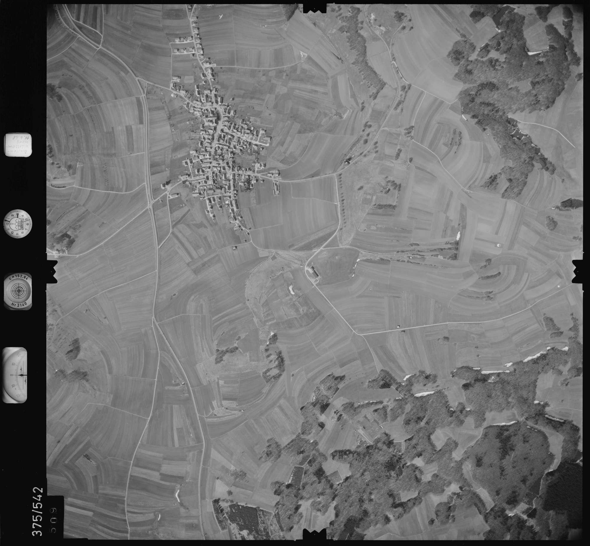 Luftbild: Film 34 Bildnr. 509, Bild 1
