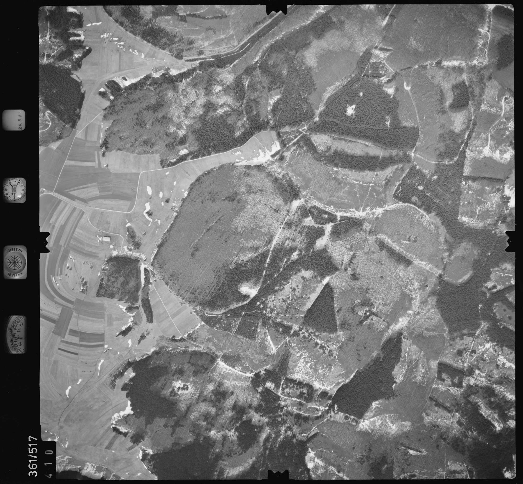 Luftbild: Film 20 Bildnr. 410, Bild 1