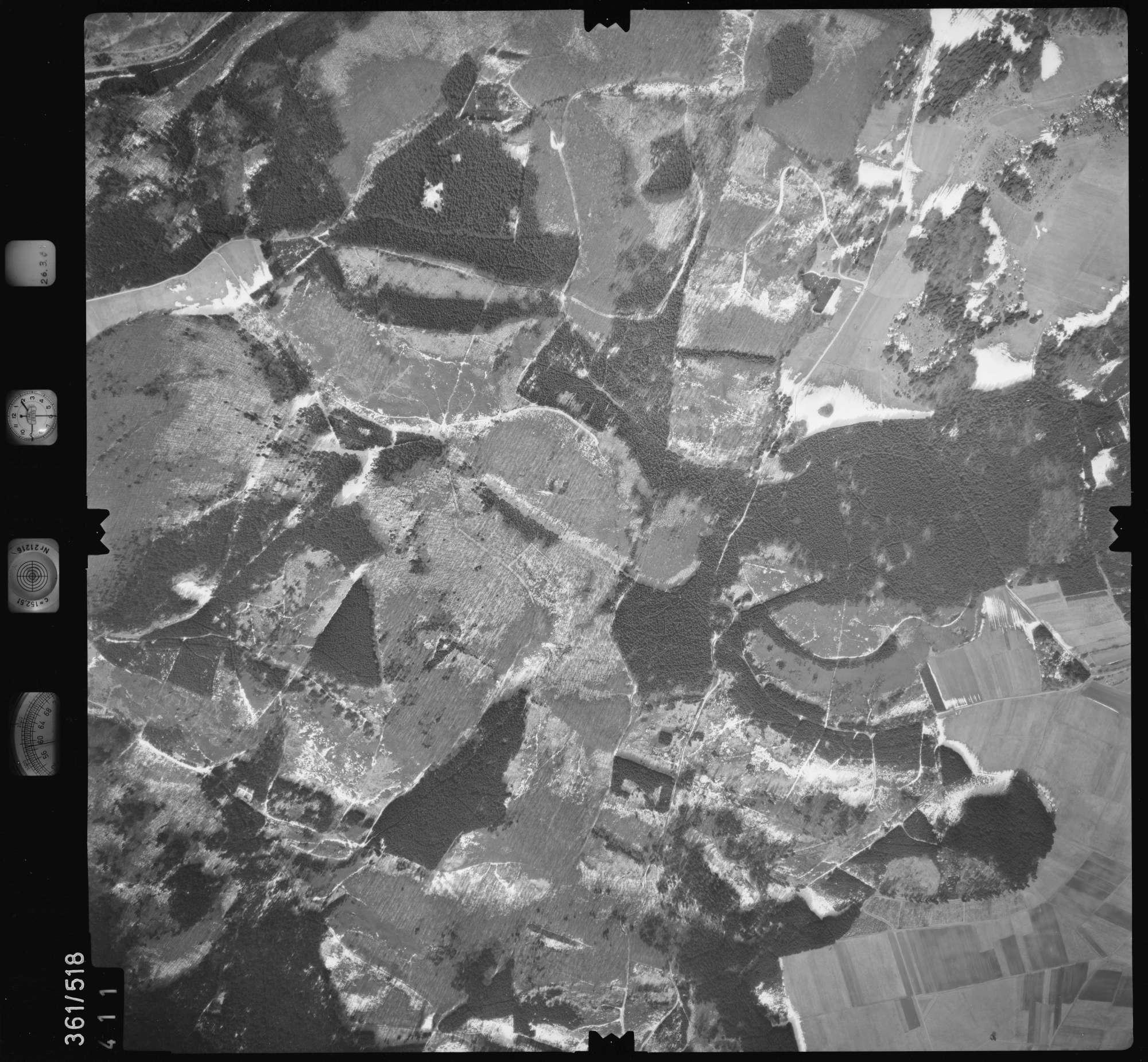 Luftbild: Film 20 Bildnr. 411, Bild 1