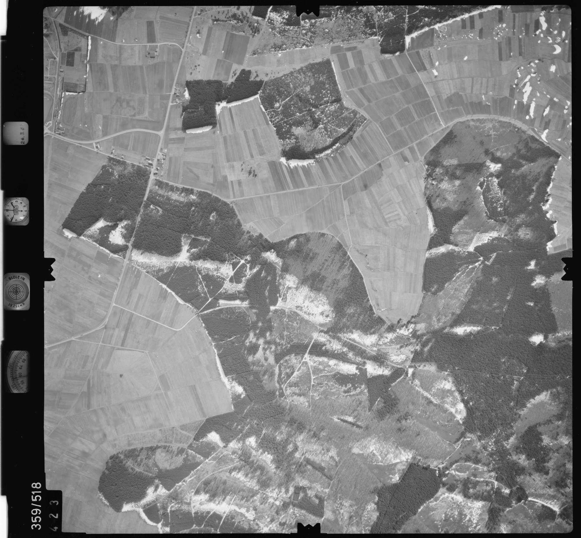 Luftbild: Film 20 Bildnr. 423, Bild 1
