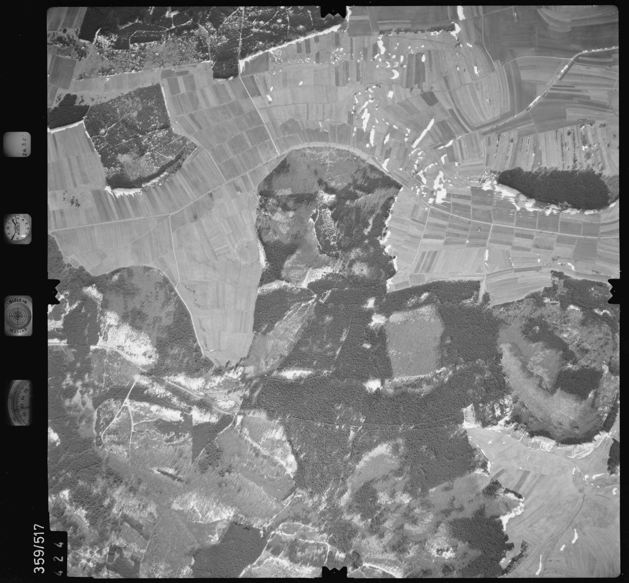 Luftbild: Film 20 Bildnr. 424, Bild 1