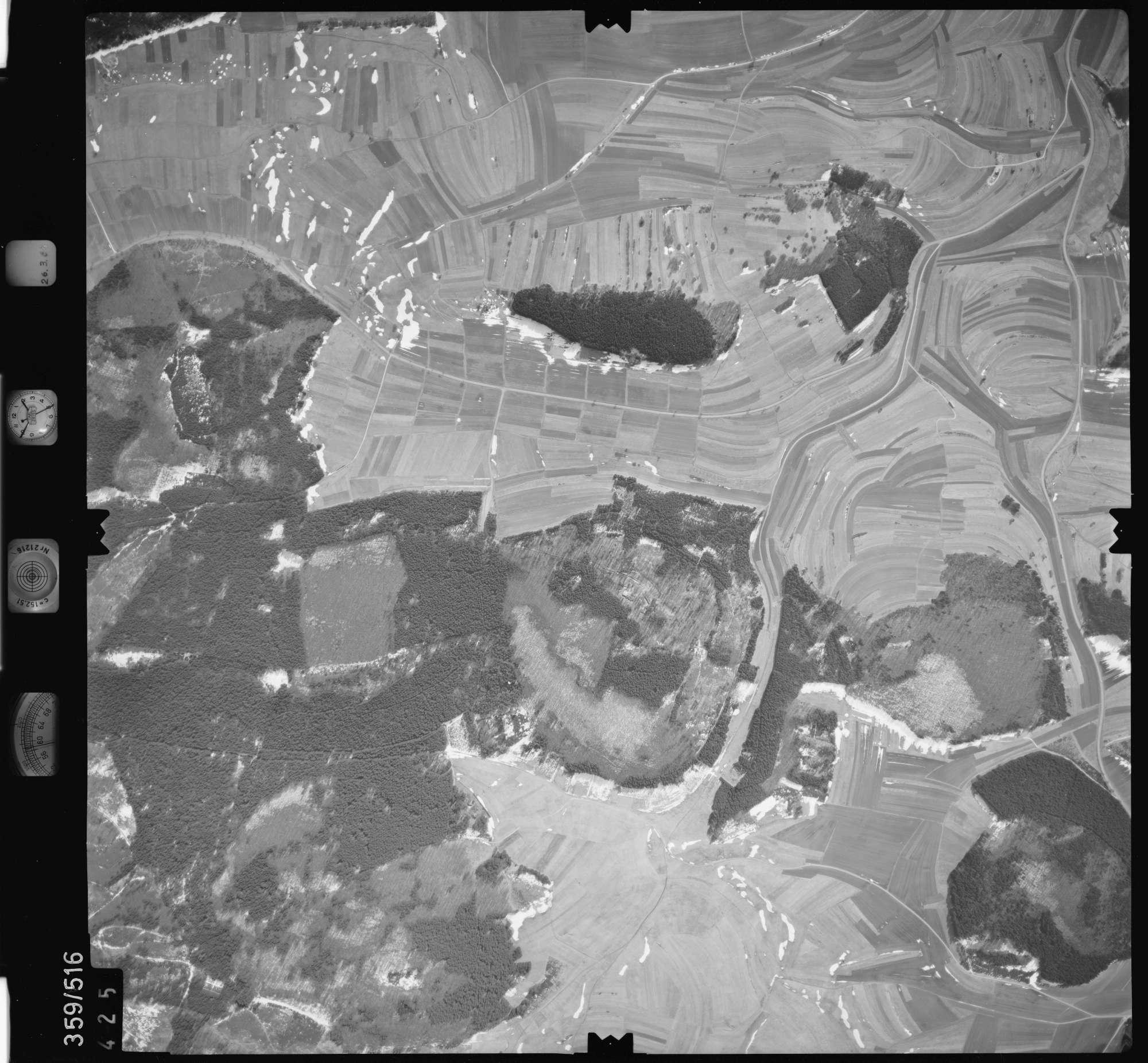 Luftbild: Film 20 Bildnr. 425, Bild 1