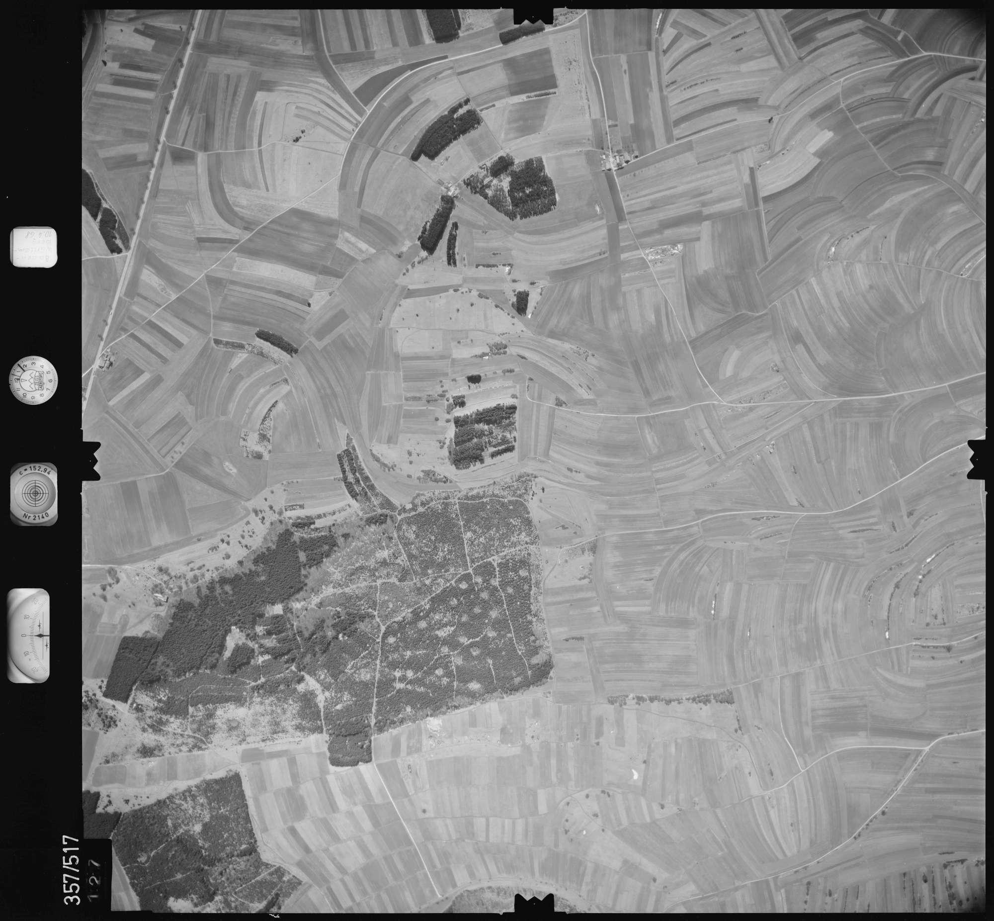 Luftbild: Film 38 Bildnr. 127, Bild 1