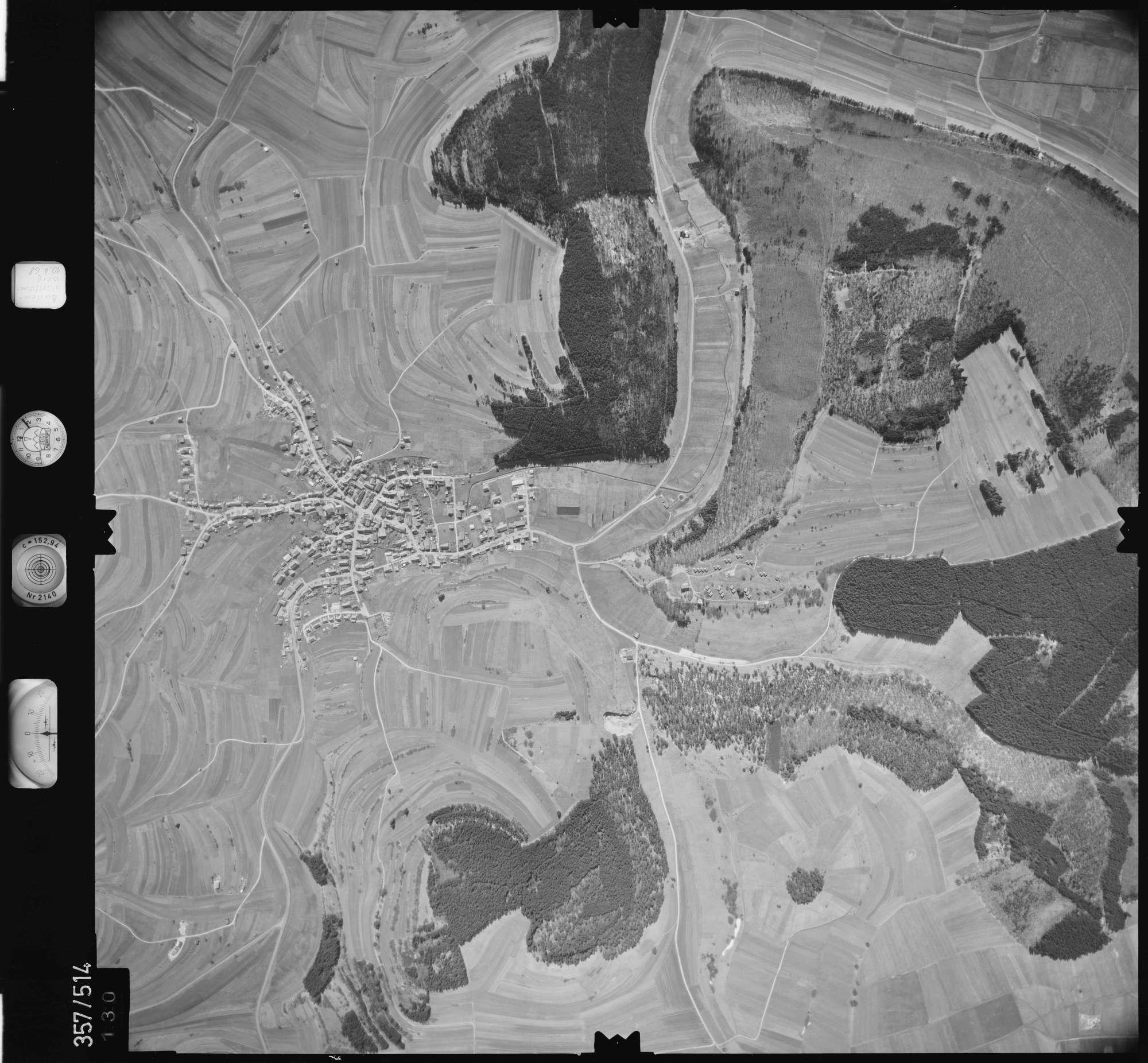 Luftbild: Film 38 Bildnr. 130, Bild 1
