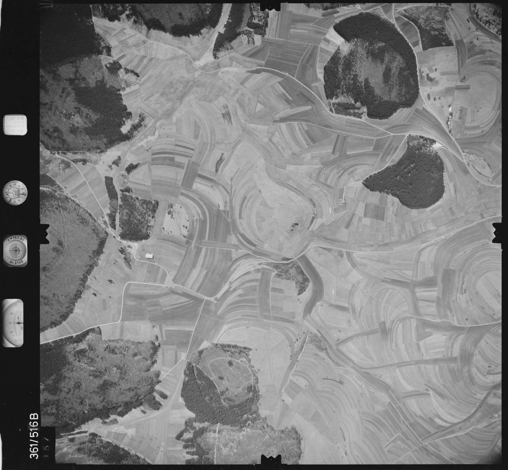 Luftbild: Film 40 Bildnr. 157, Bild 1