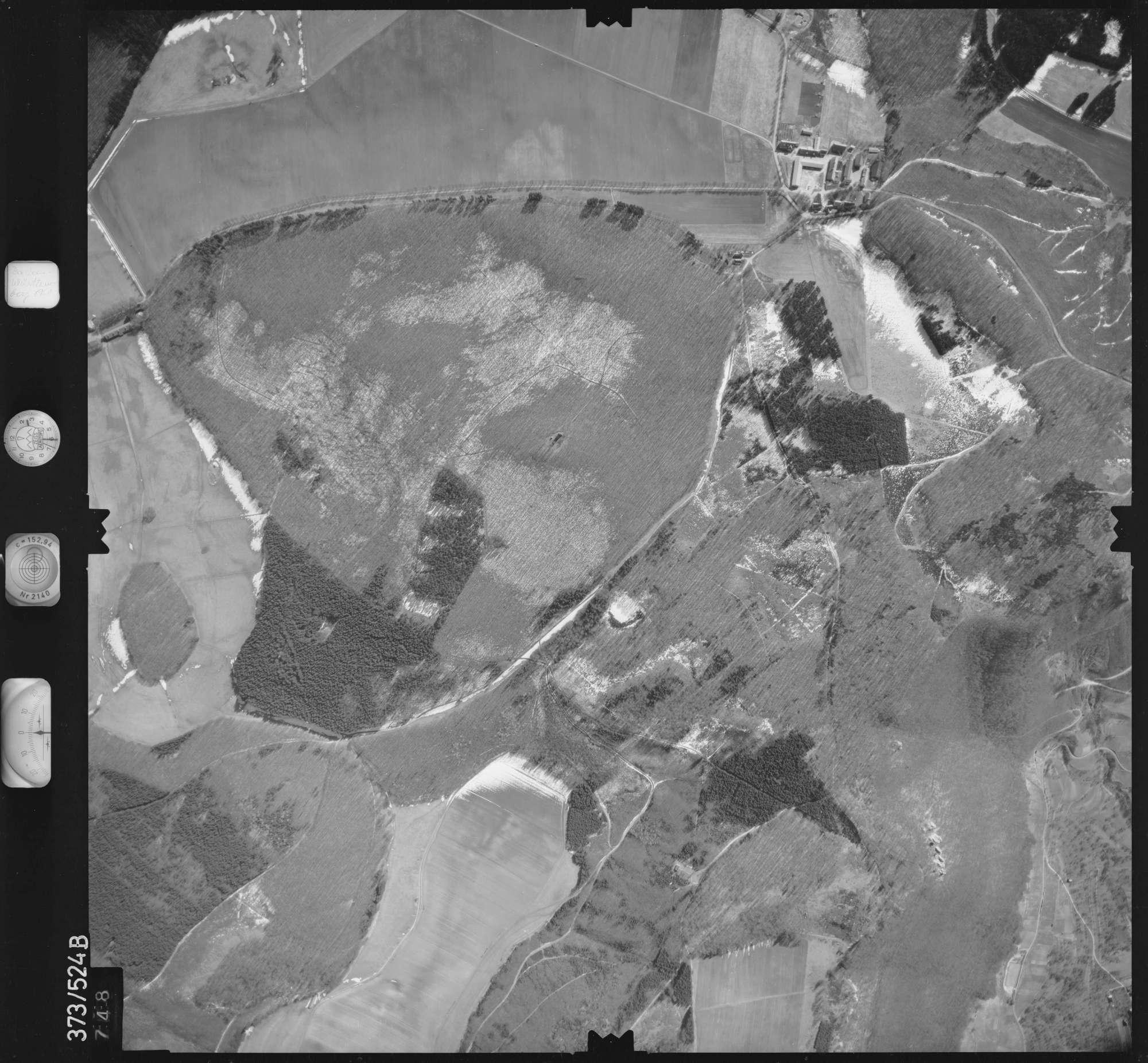 Luftbild: Film 33 Bildnr. 748, Bild 1