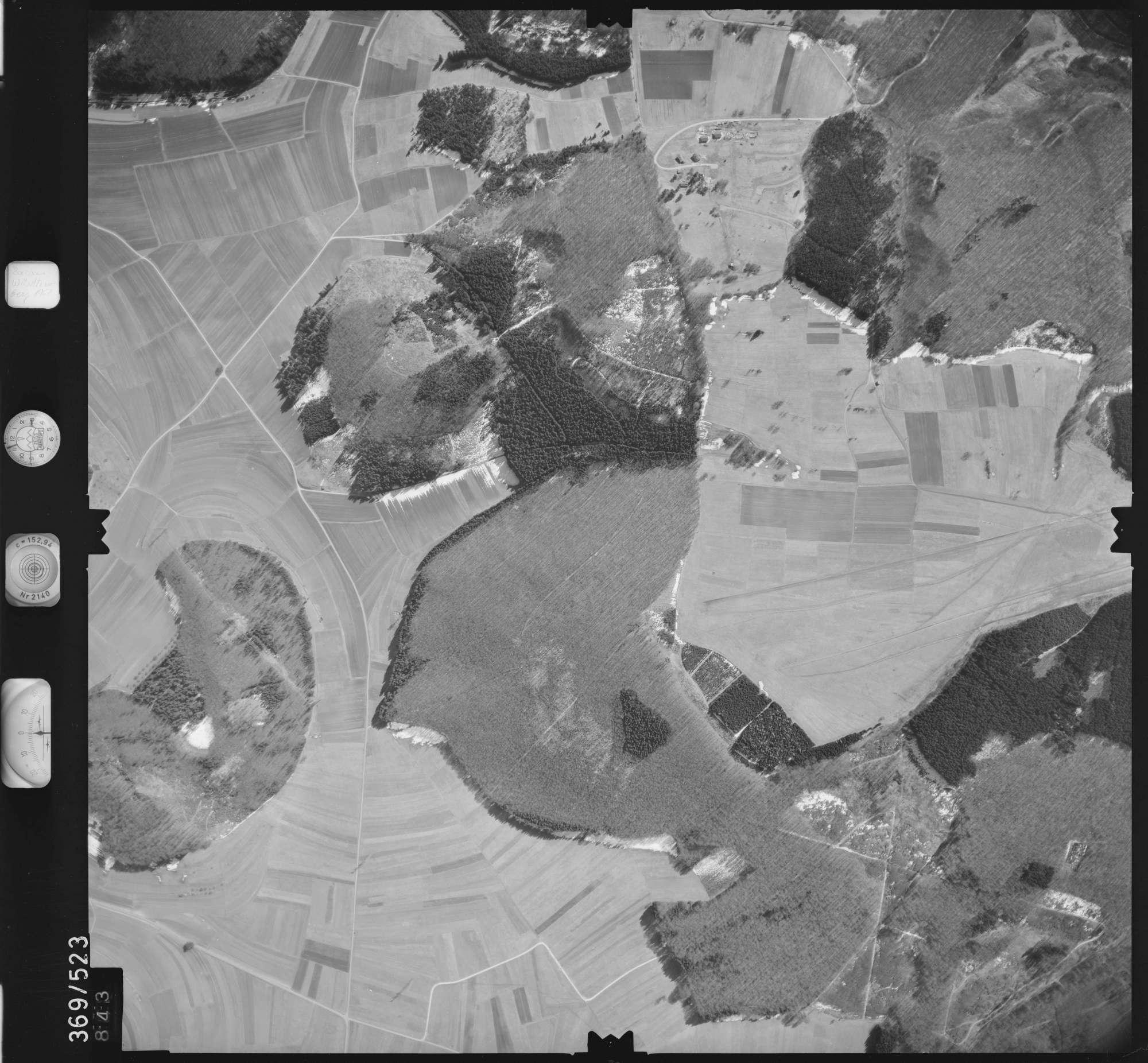 Luftbild: Film 33 Bildnr. 843, Bild 1