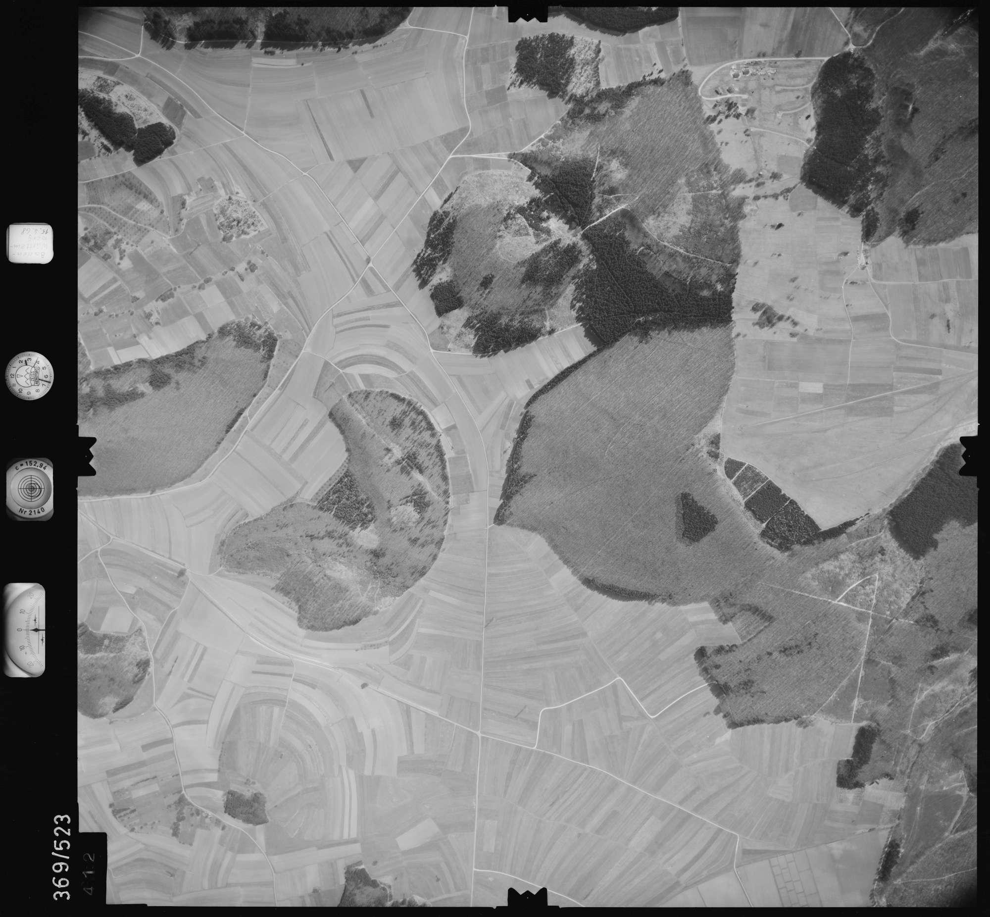 Luftbild: Film 34 Bildnr. 412, Bild 1
