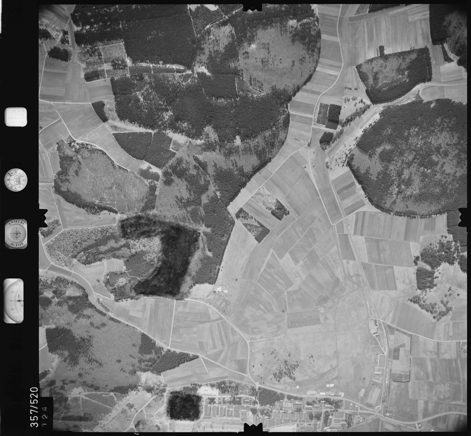 Luftbild: Film 38 Bildnr. 124, Bild 1