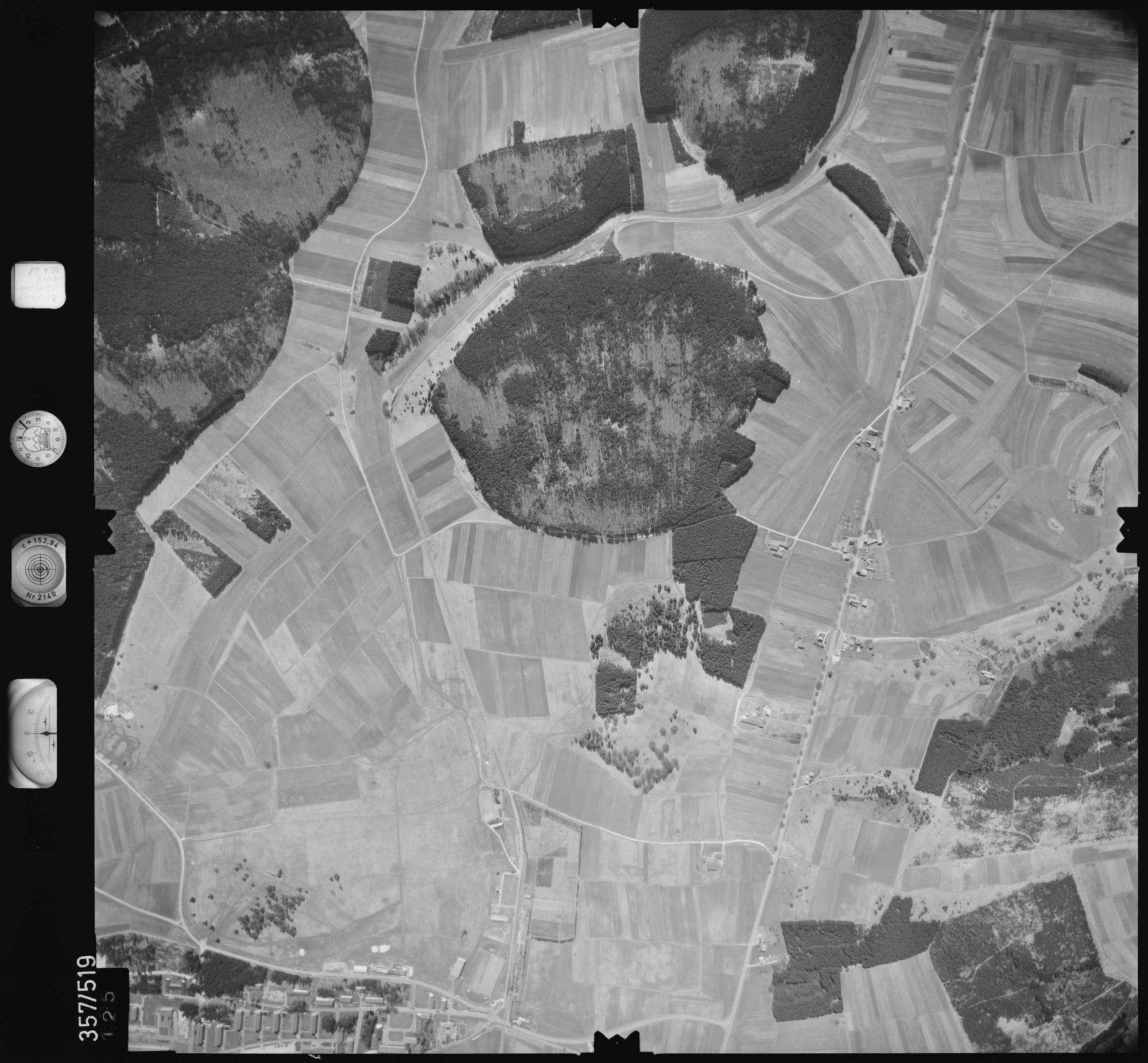 Luftbild: Film 38 Bildnr. 125, Bild 1